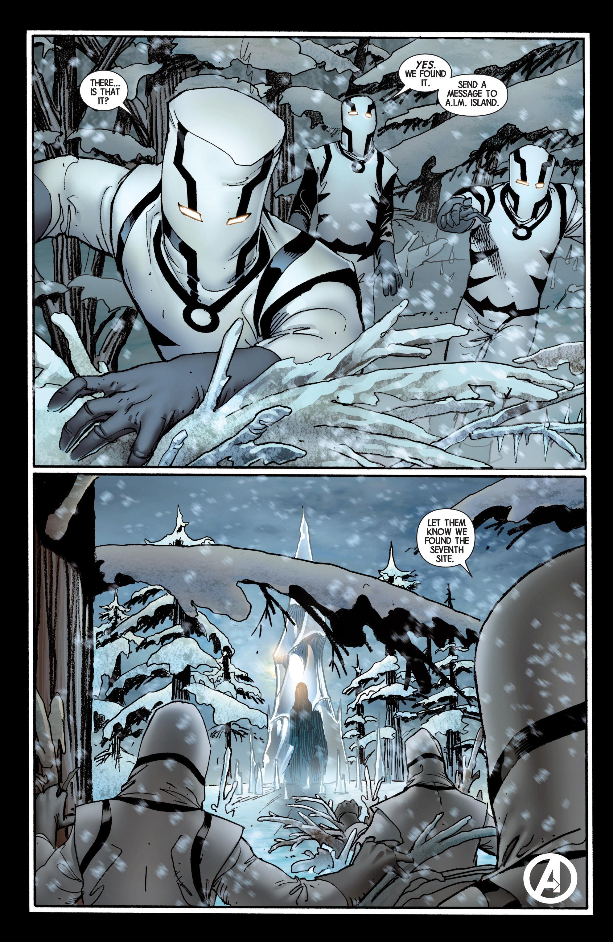 Read online Avengers (2013) comic -  Issue #Avengers (2013) _TPB 1 - 101
