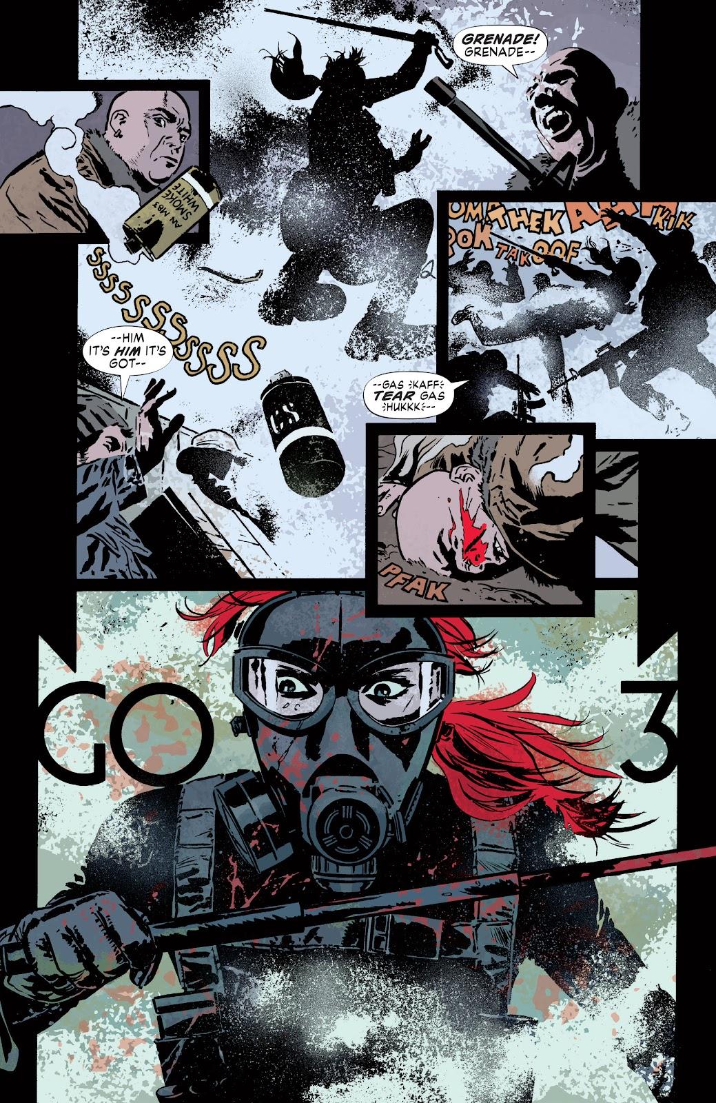 Read online Detective Comics (1937) comic -  Issue # _TPB Batwoman – Elegy (New Edition) (Part 2) - 24