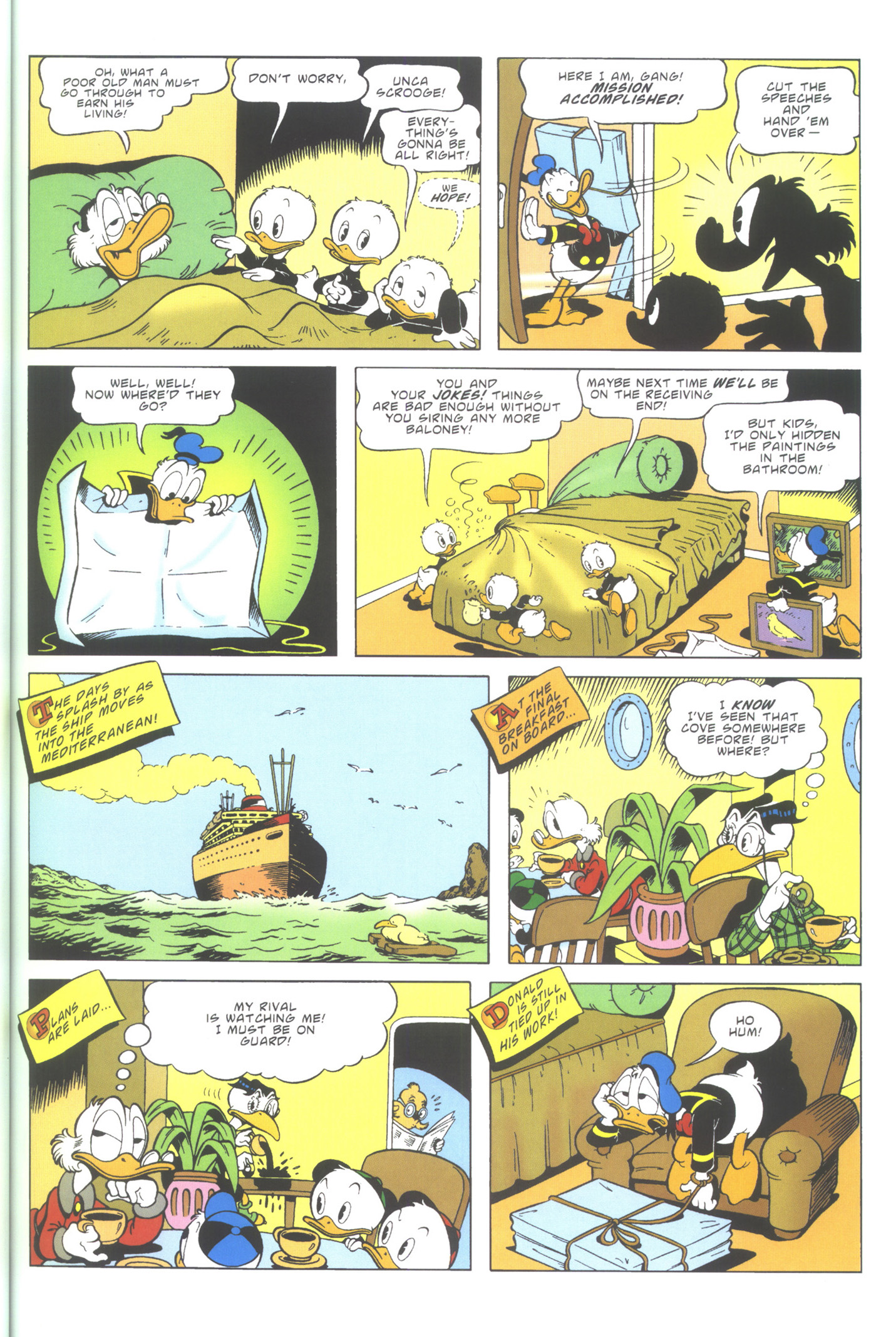 Read online Uncle Scrooge (1953) comic -  Issue #353 - 17