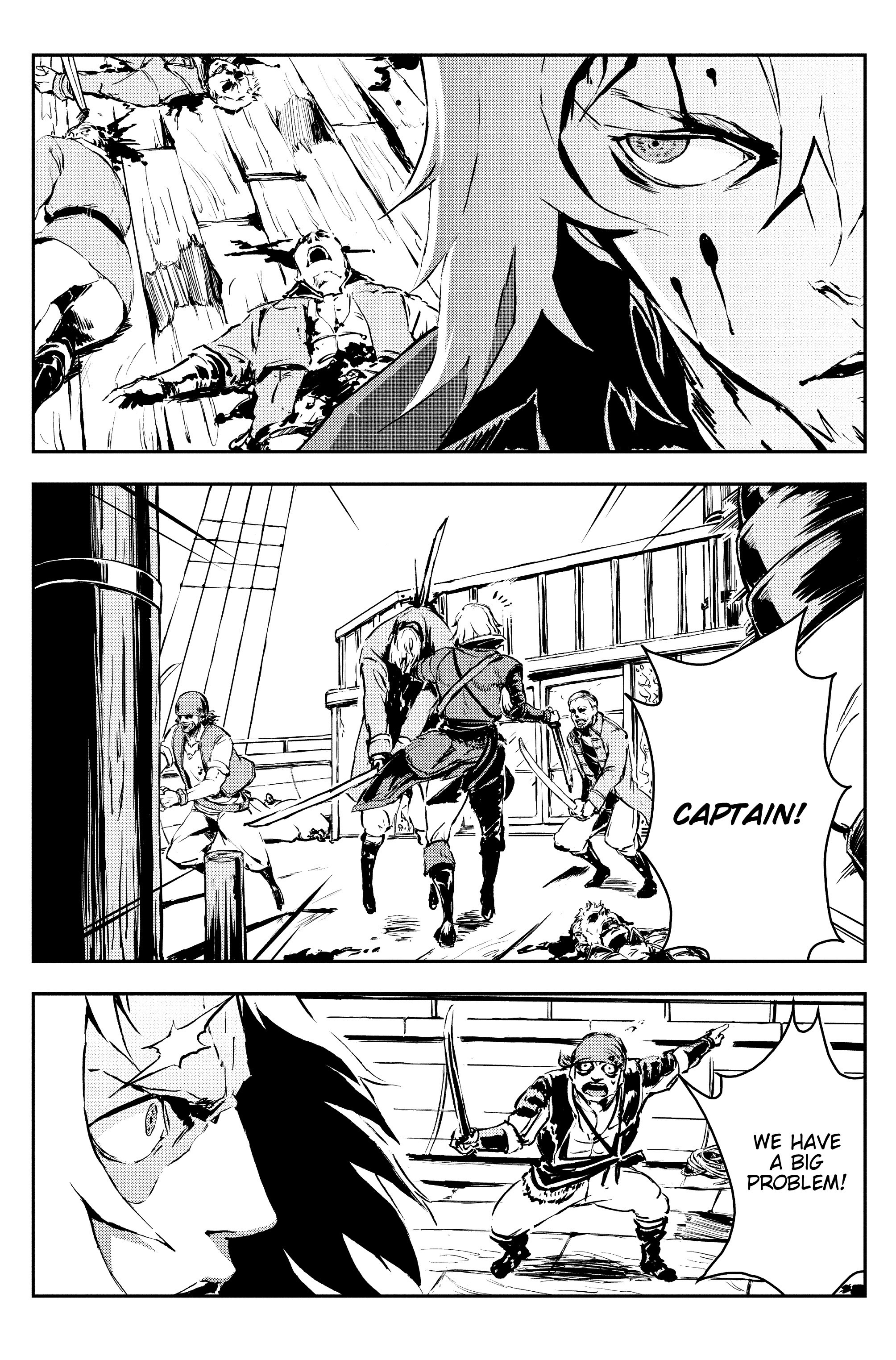 Read online Assassin's Creed: Awakening comic -  Issue #1 - 16