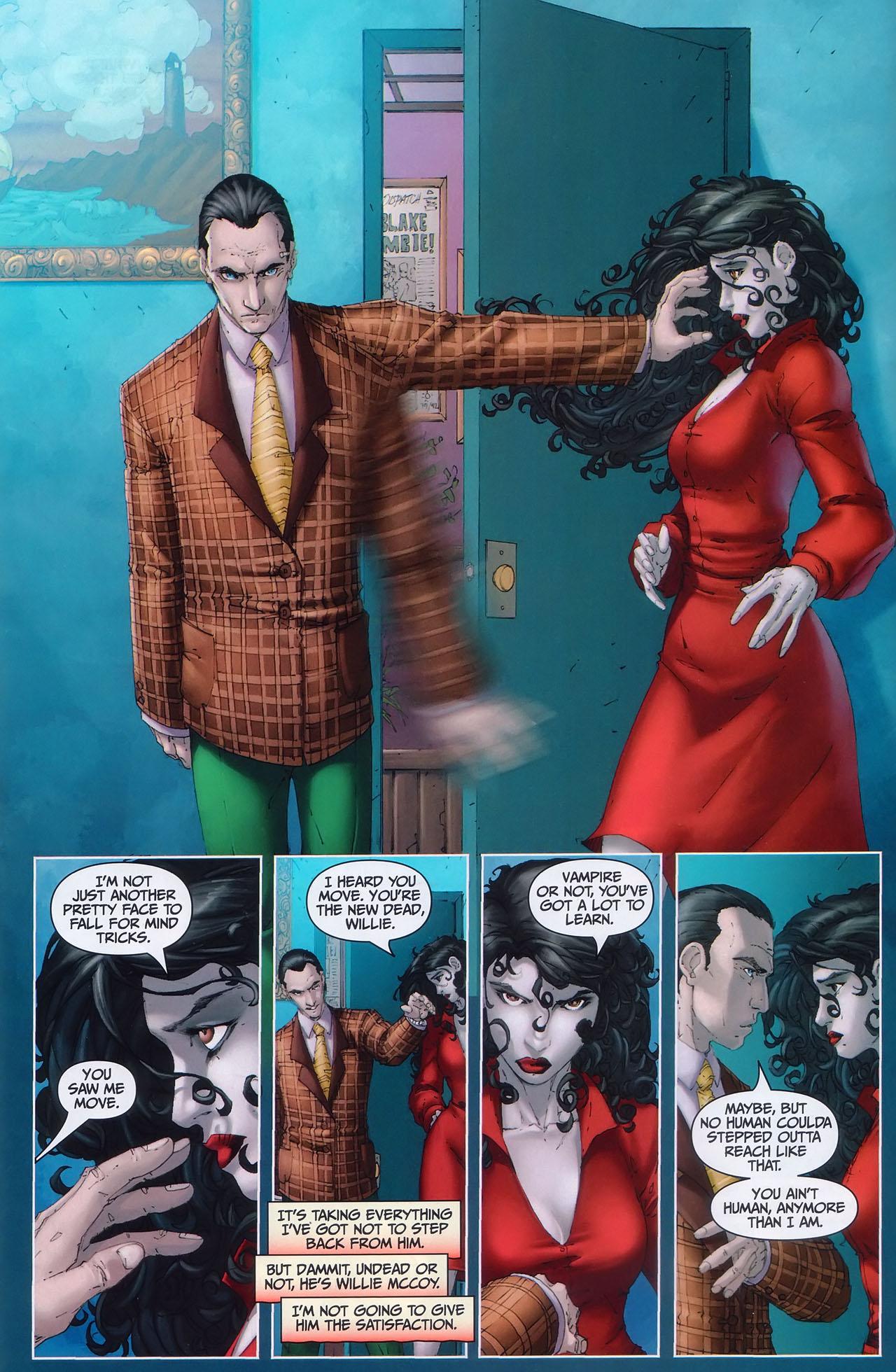 Read online Anita Blake, Vampire Hunter: Guilty Pleasures comic -  Issue #1 - 7