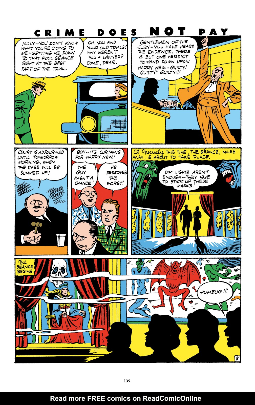 Read online Crime Does Not Pay Archives comic -  Issue # TPB 2 (Part 2) - 39