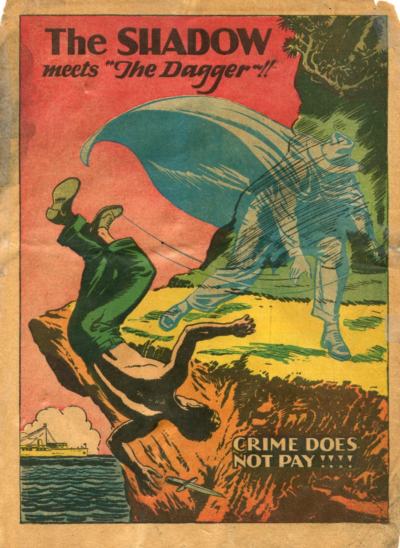Read online Shadow Comics comic -  Issue #12 - 3