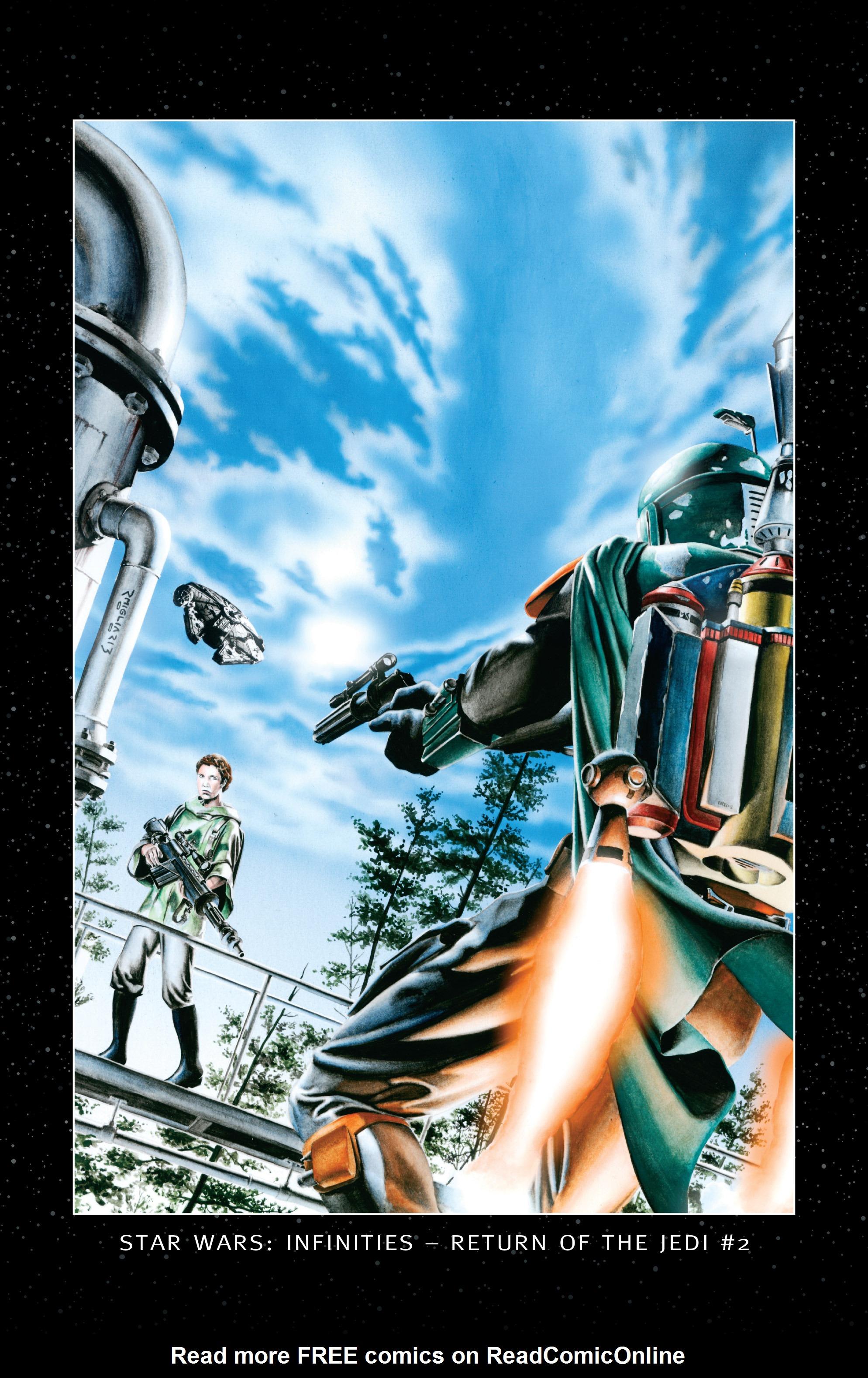 Read online Star Wars Omnibus comic -  Issue # Vol. 27 - 208