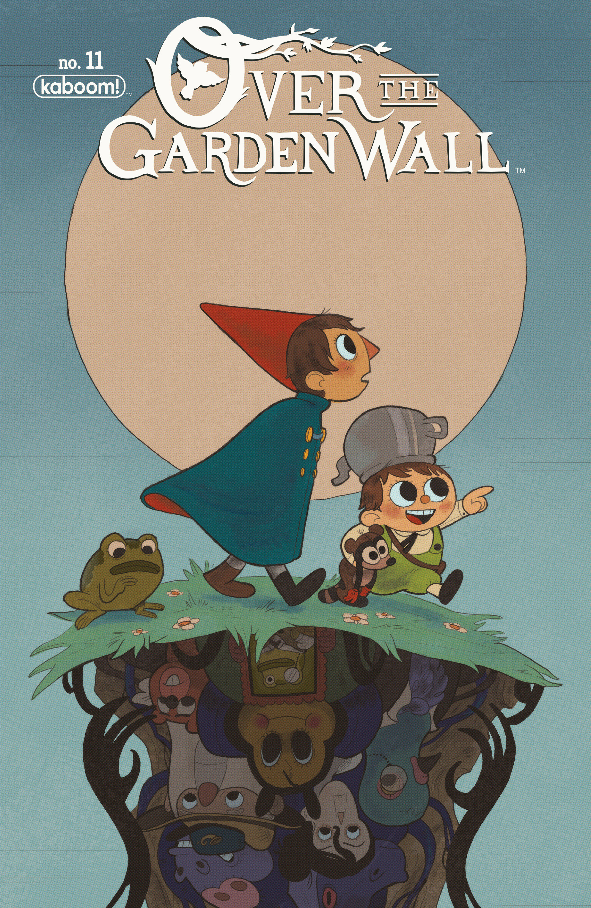 Over the Garden Wall (2016) 11 Page 1