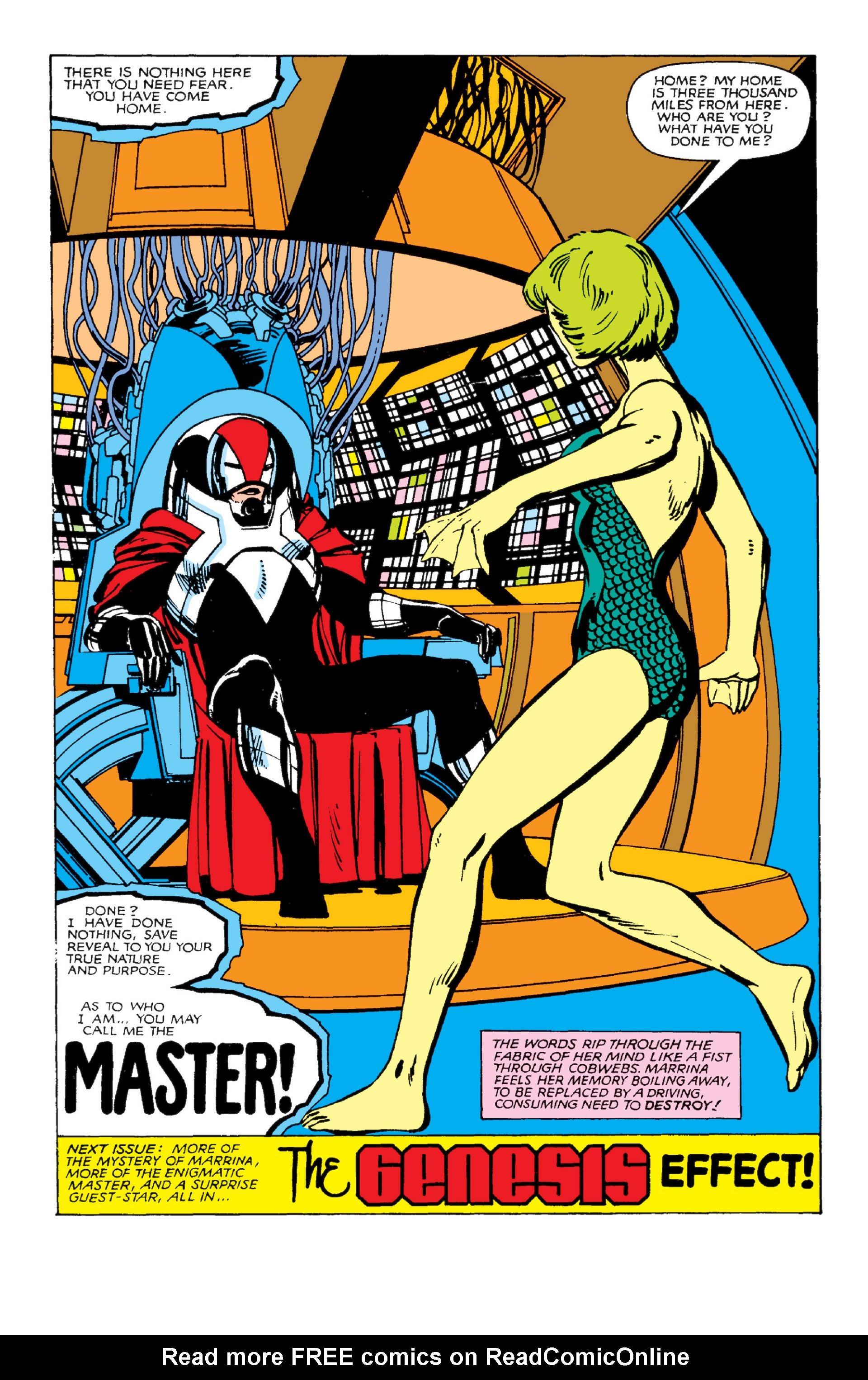 Read online Alpha Flight (1983) comic -  Issue #2 - 18