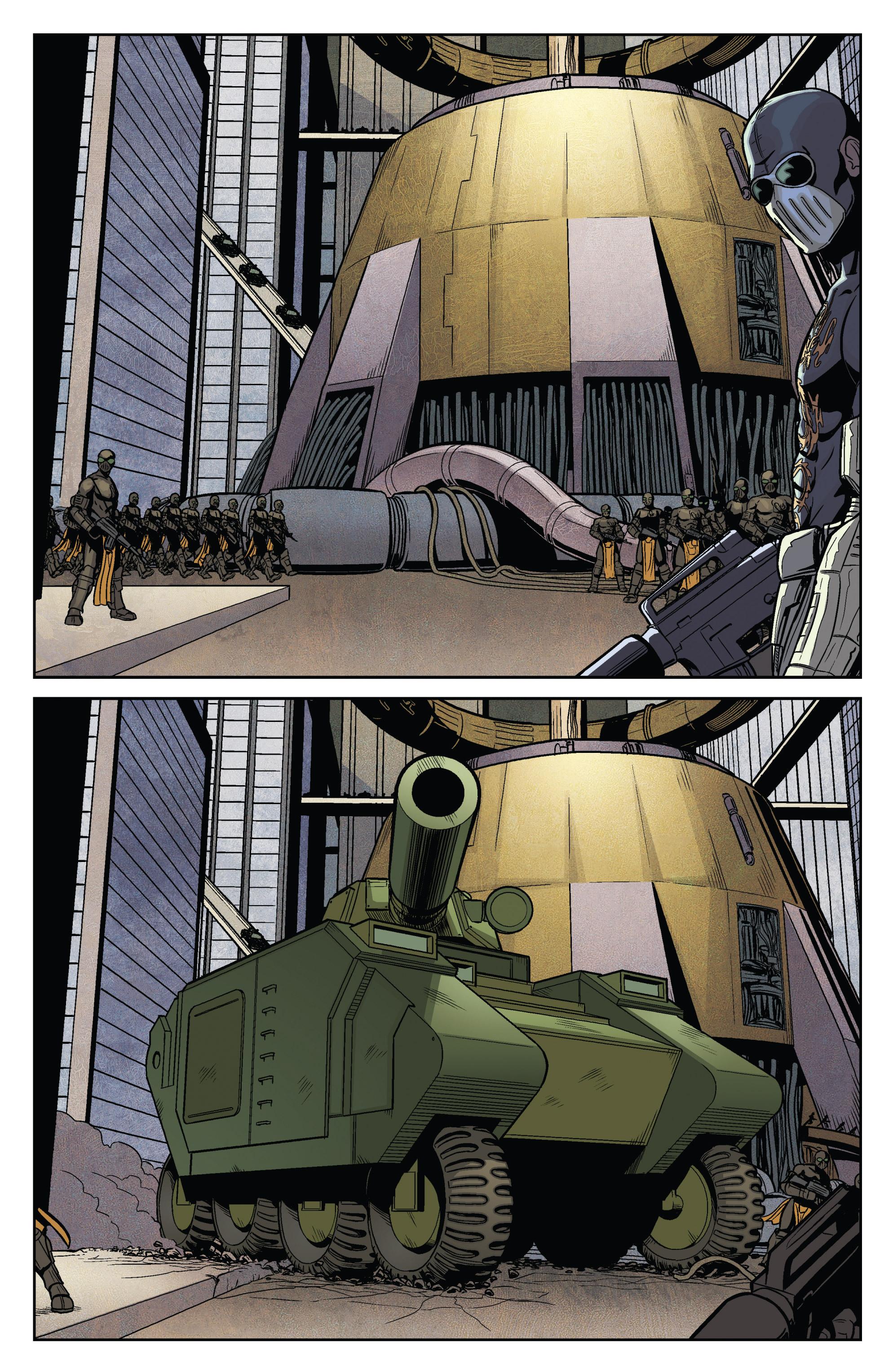 Read online Secret Avengers (2010) comic -  Issue #16 - 18