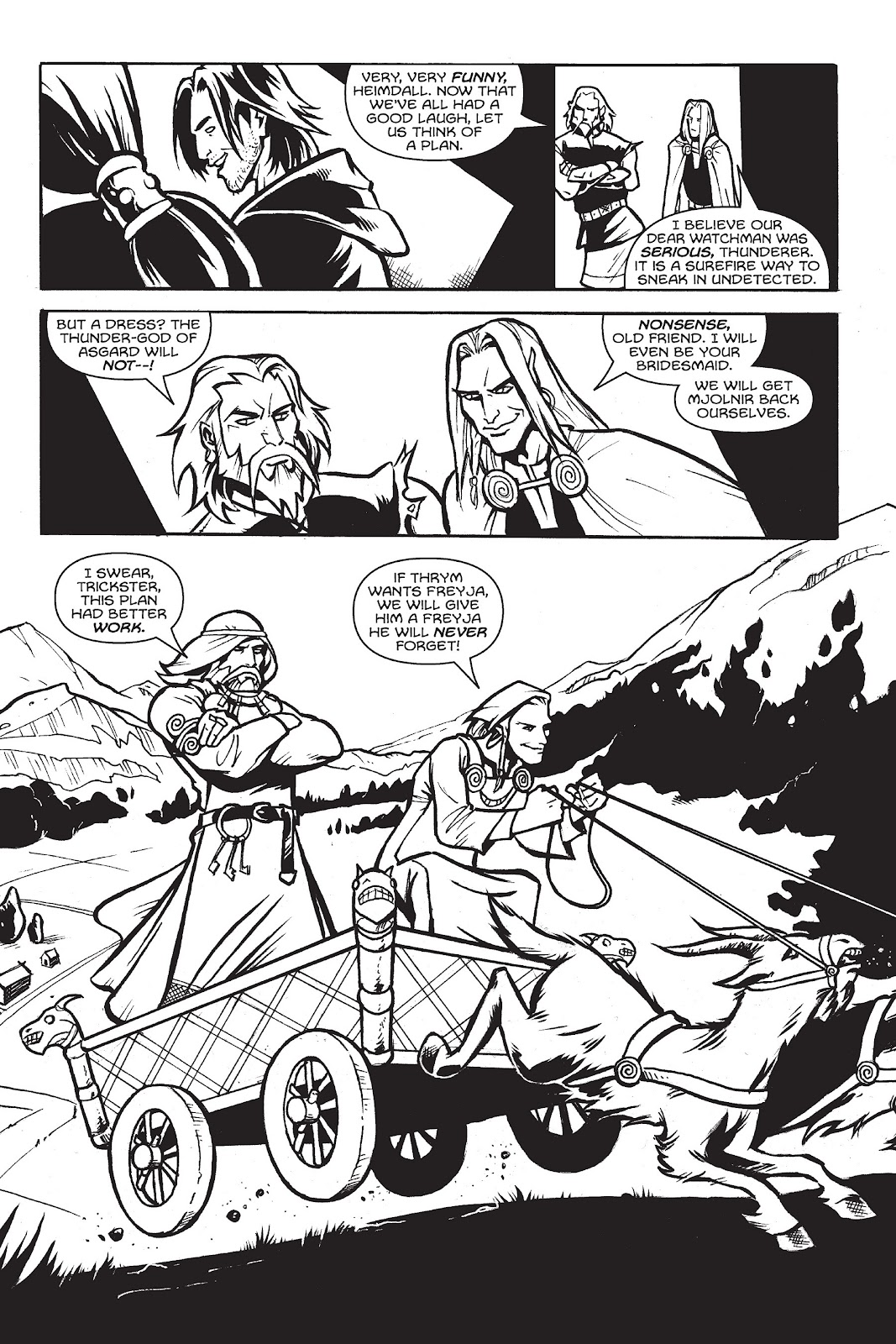 Read online Gods of Asgard comic -  Issue # TPB (Part 1) - 77