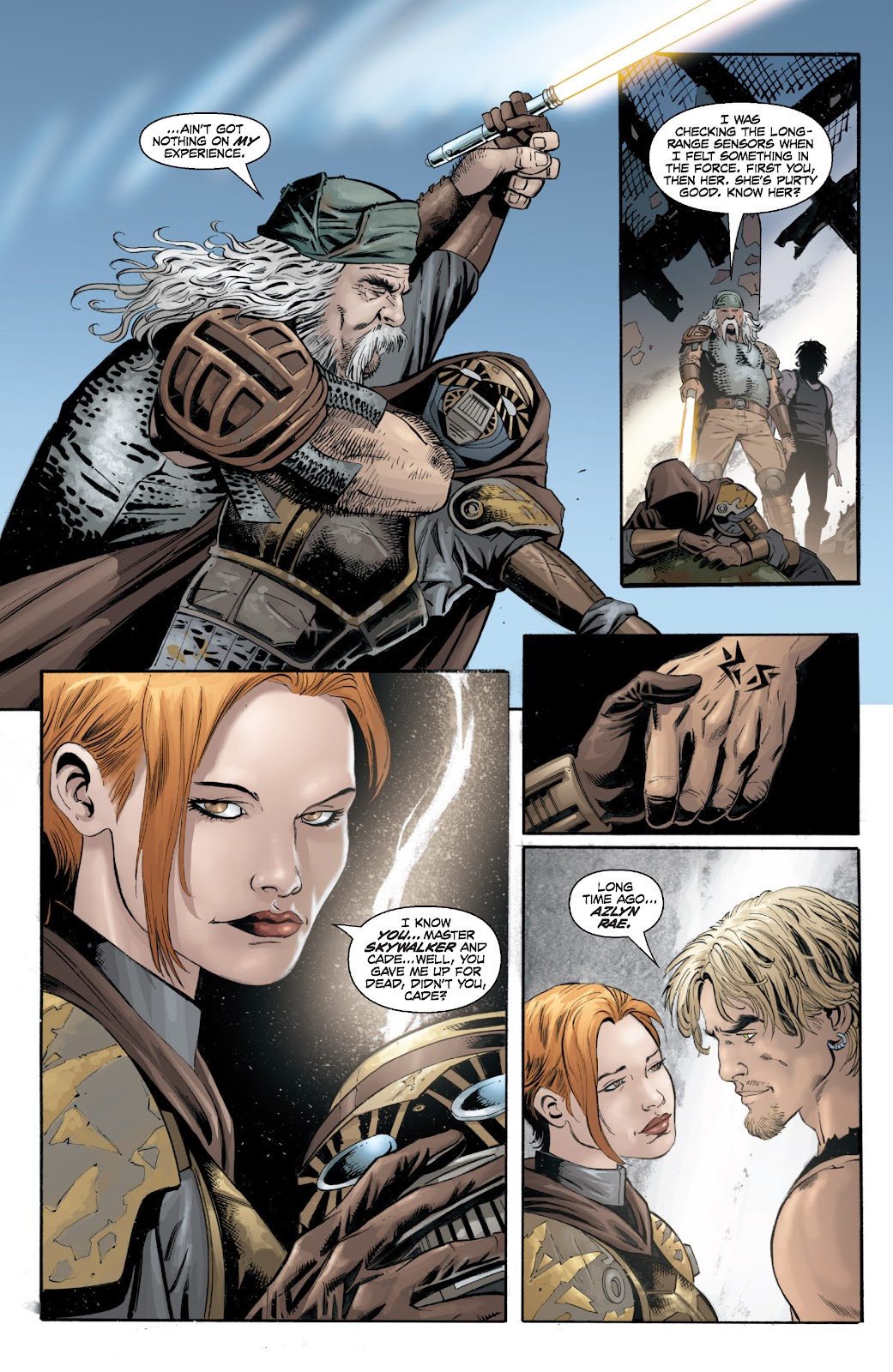 Read online Star Wars Legends: Legacy - Epic Collection comic -  Issue # TPB 2 (Part 2) - 40