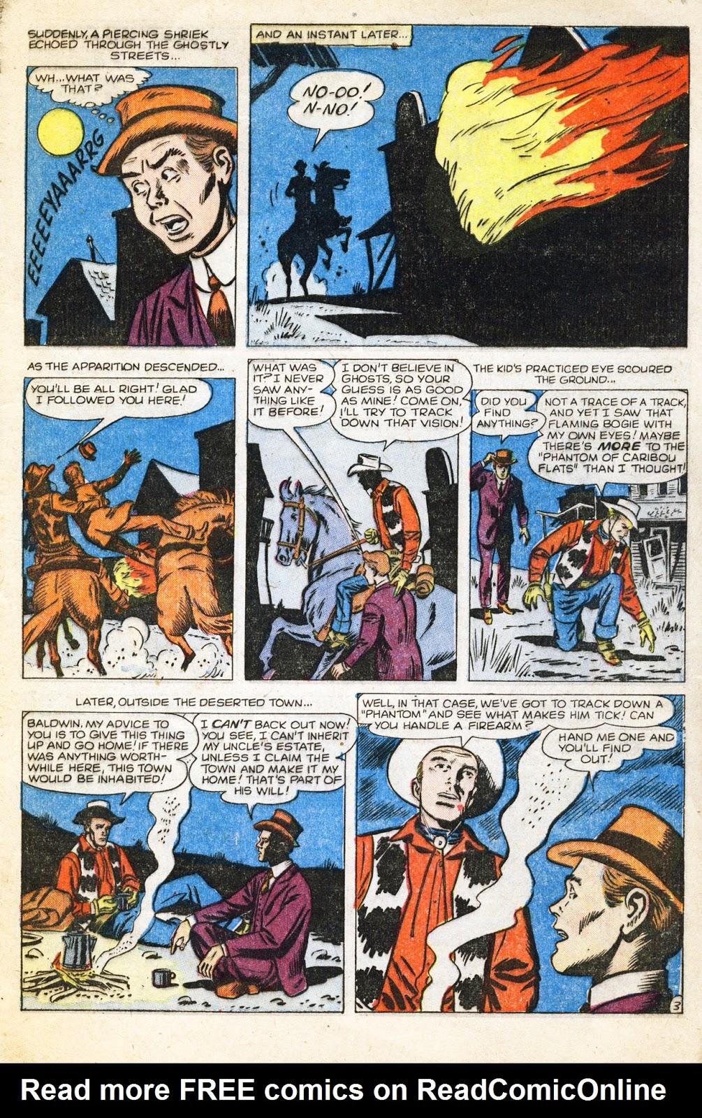 Gunsmoke Western issue 38 - Page 5