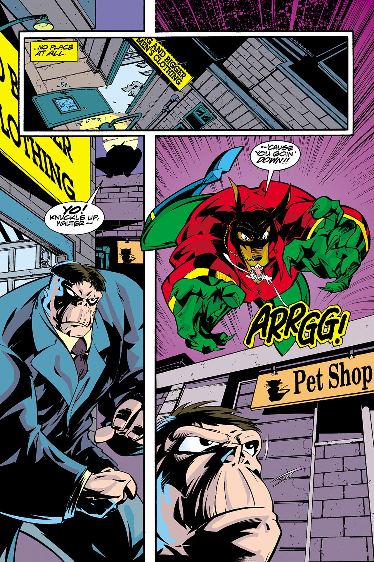 Read online Adventures Of The Mask Omnibus comic -  Issue #Adventures Of The Mask Omnibus Full - 289
