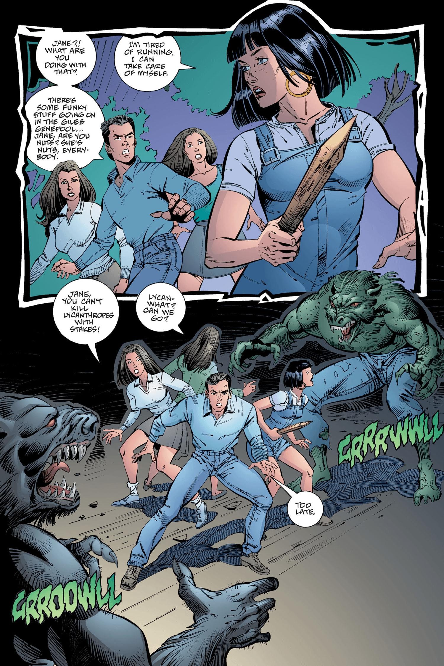 Read online Buffy the Vampire Slayer: Omnibus comic -  Issue # TPB 2 - 274