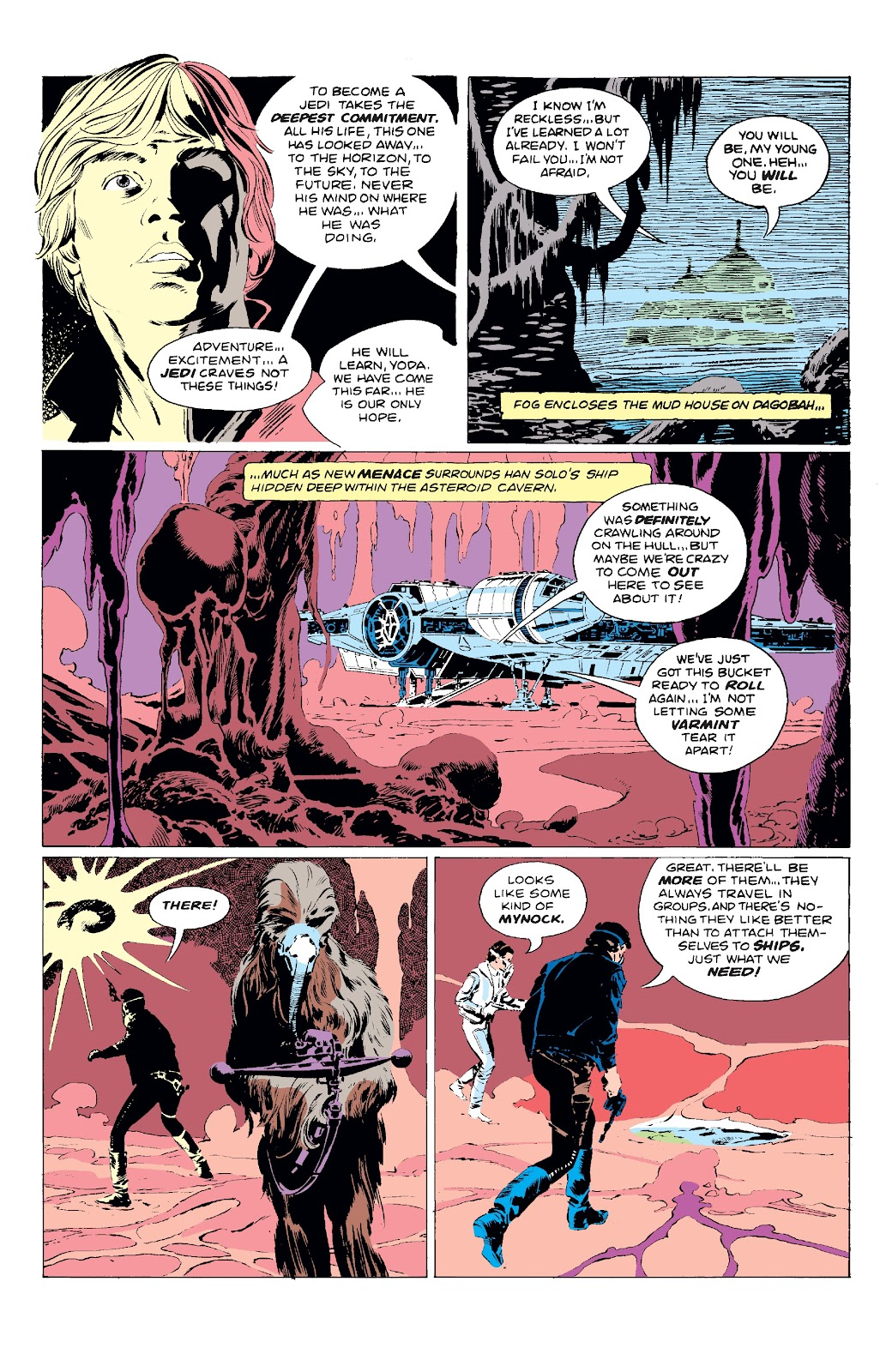 Read online Star Wars Legends: The Original Marvel Years - Epic Collection comic -  Issue # TPB 3 (Part 1) - 68