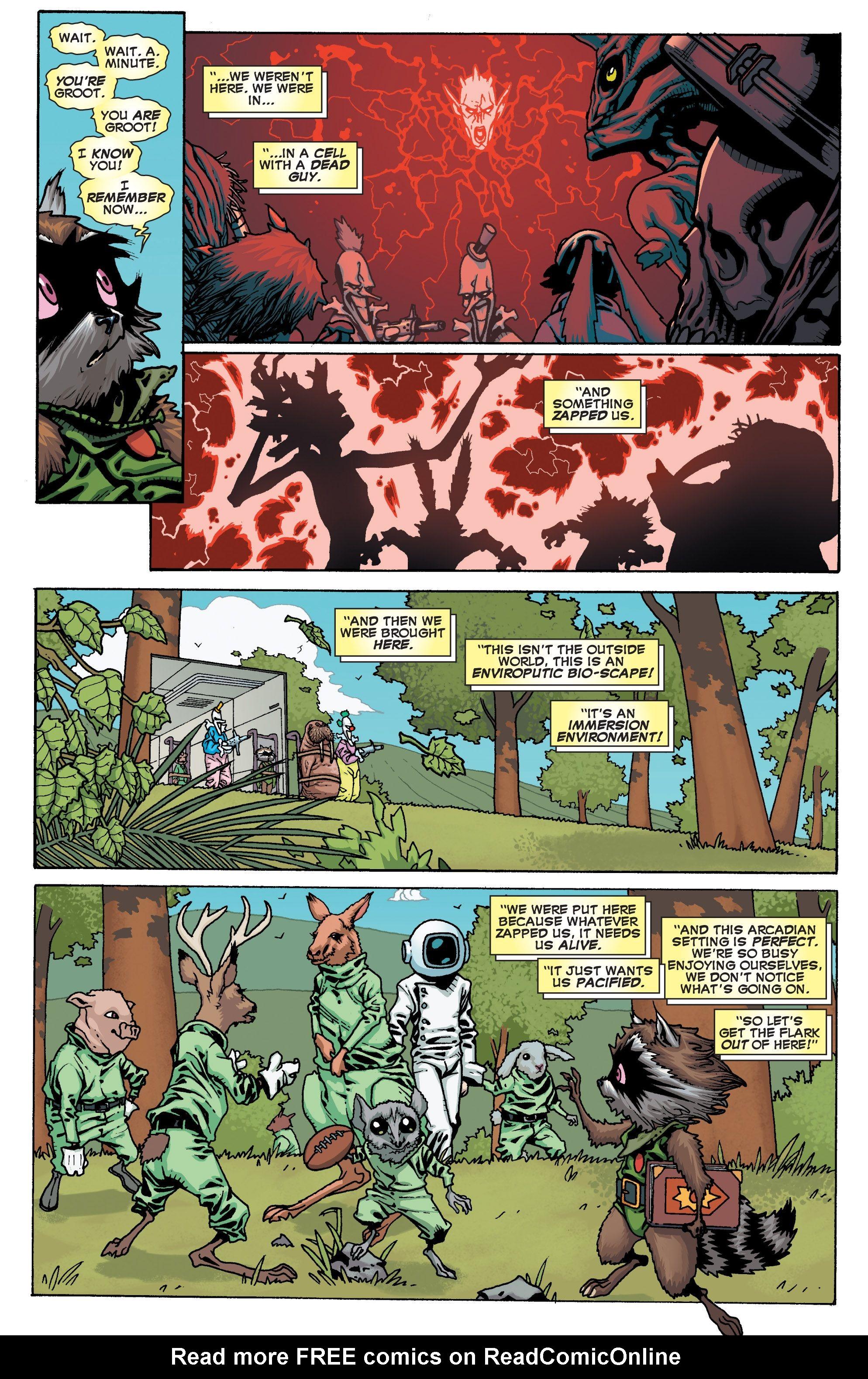 Read online Annihilators comic -  Issue #4 - 26