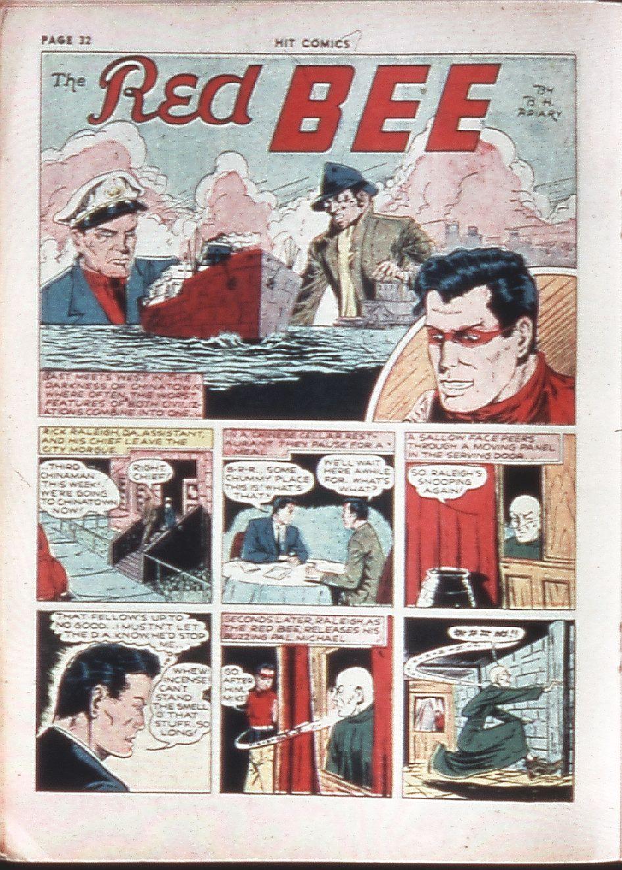Read online Hit Comics comic -  Issue #10 - 34
