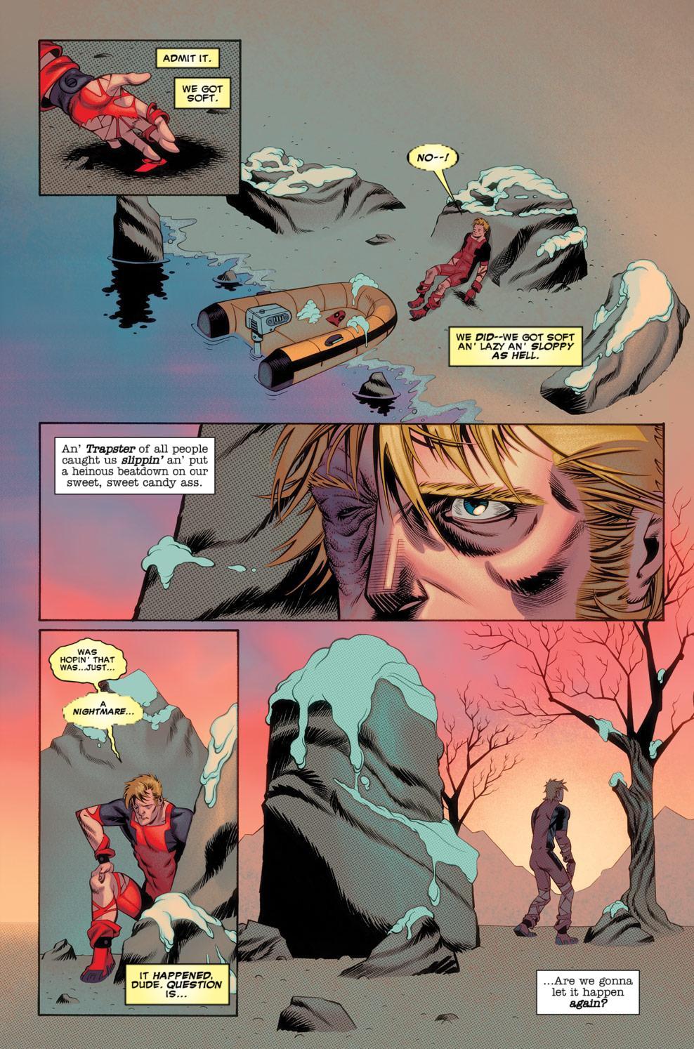 Read online Deadpool (2008) comic -  Issue #56 - 3