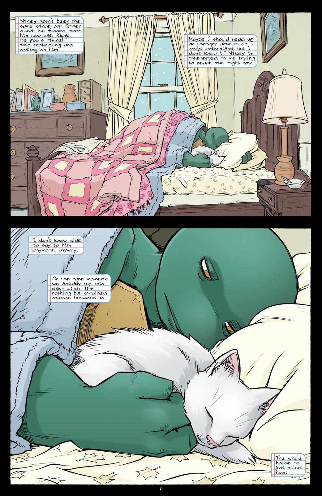Read online Teenage Mutant Ninja Turtles (2011) comic -  Issue #101 - 9