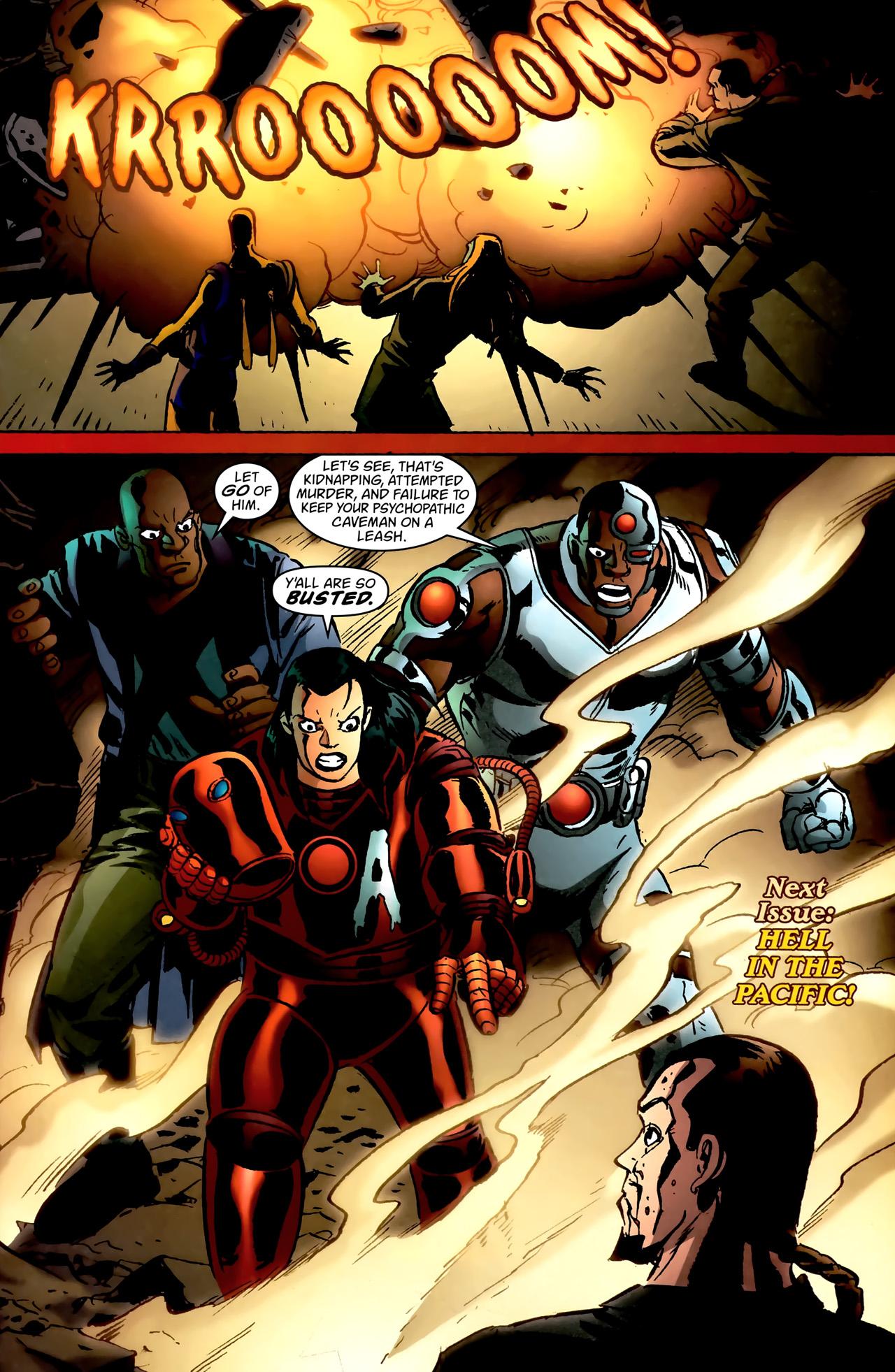 Read online Aquaman: Sword of Atlantis comic -  Issue #55 - 22