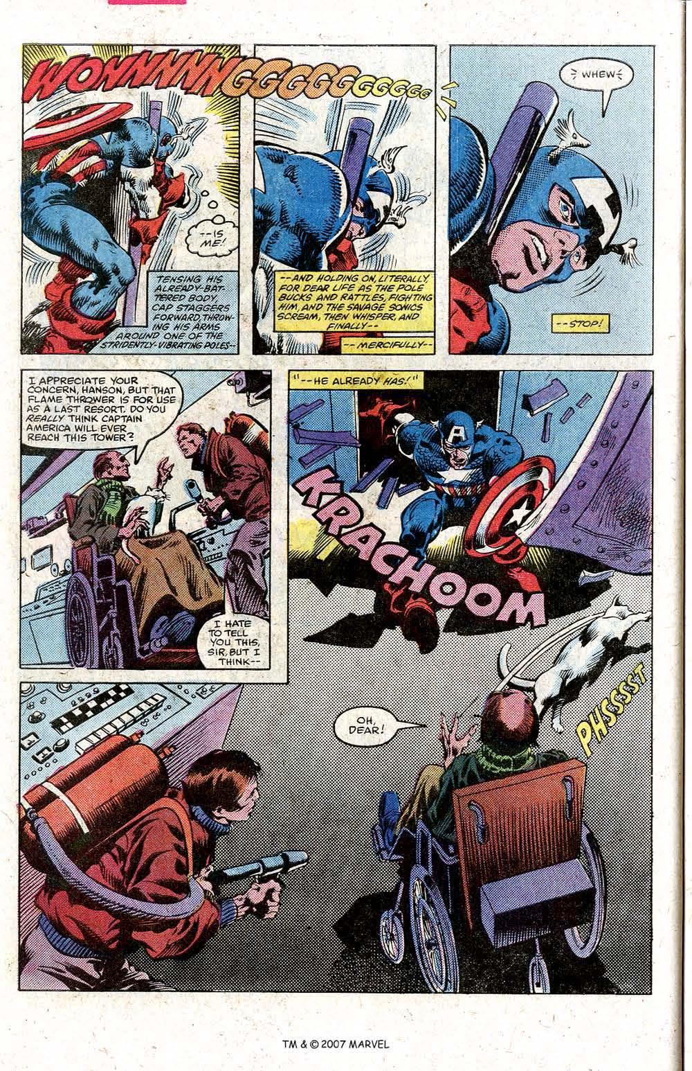 Read online Captain America (1968) comic -  Issue # _Annual 5 - 46