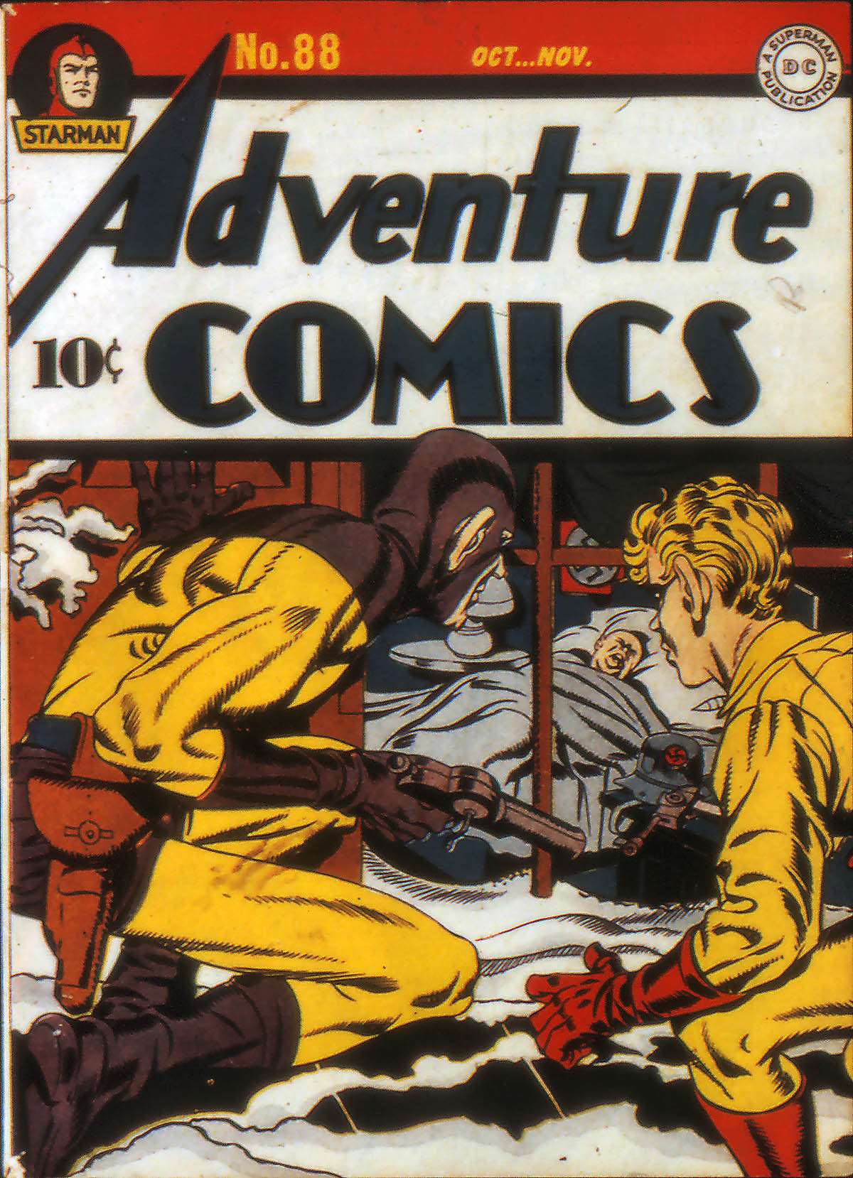 Read online Adventure Comics (1938) comic -  Issue #88 - 1