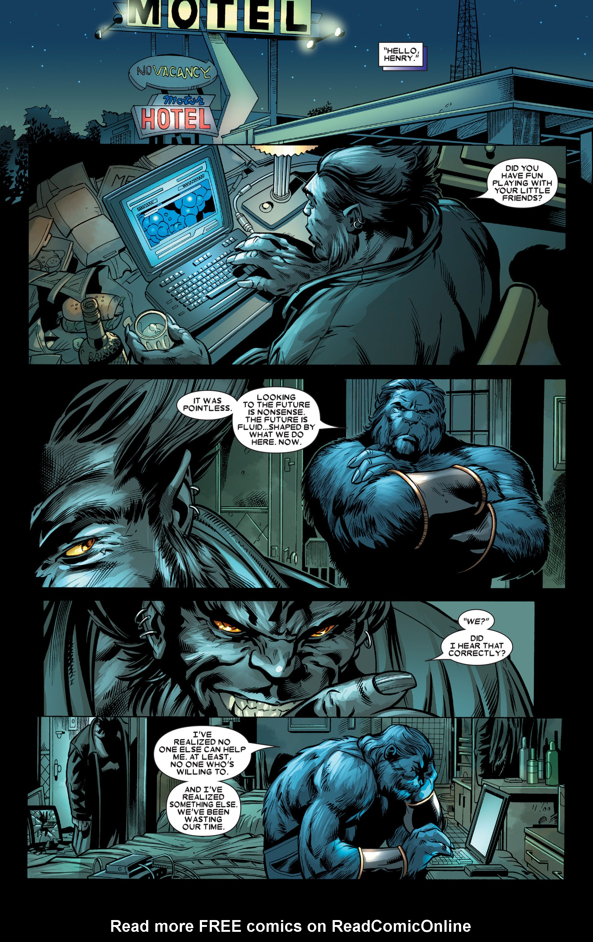 Read online X-Factor (2006) comic -  Issue #23 - 31