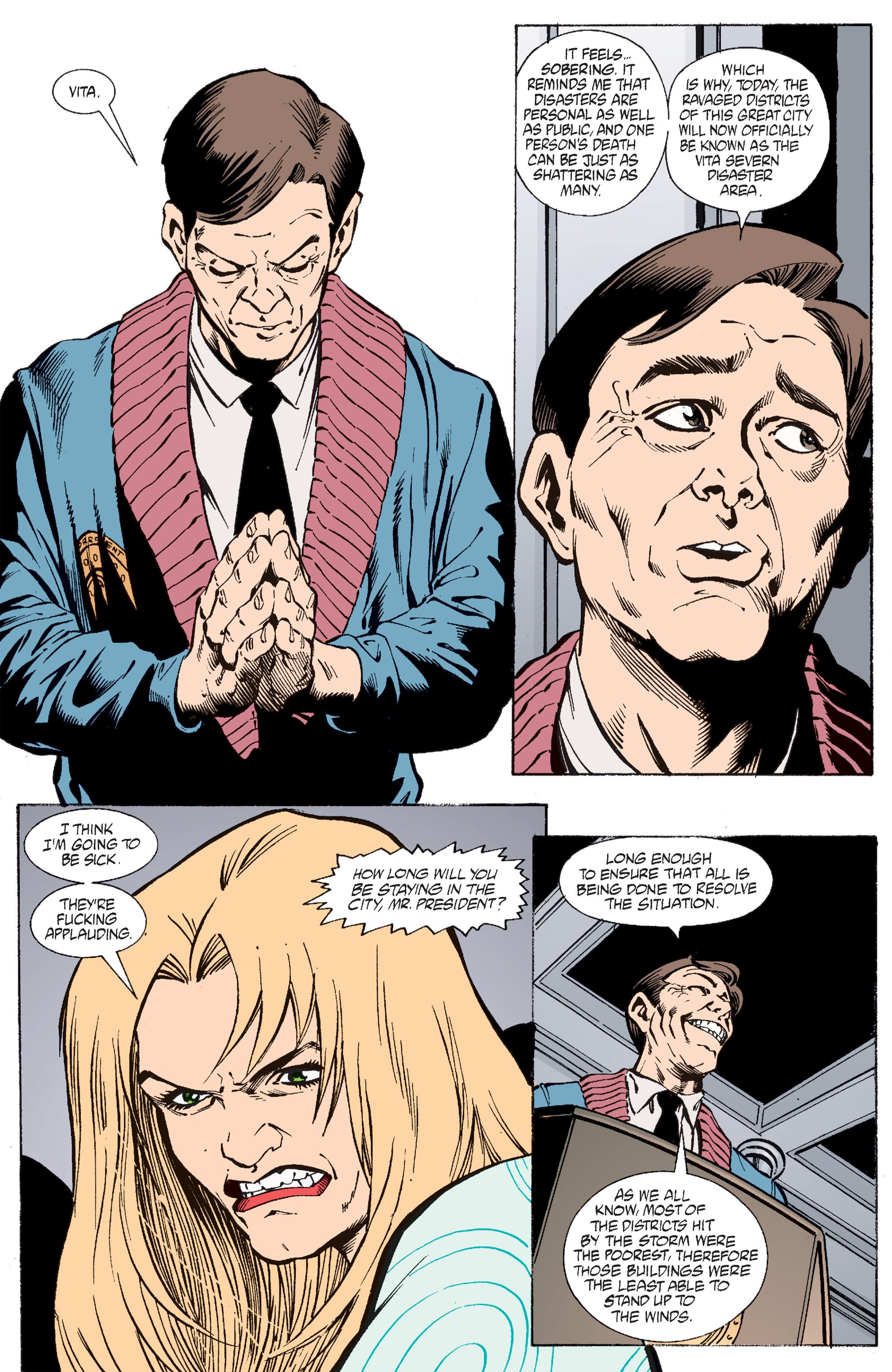 Read online Transmetropolitan comic -  Issue #47 - 14