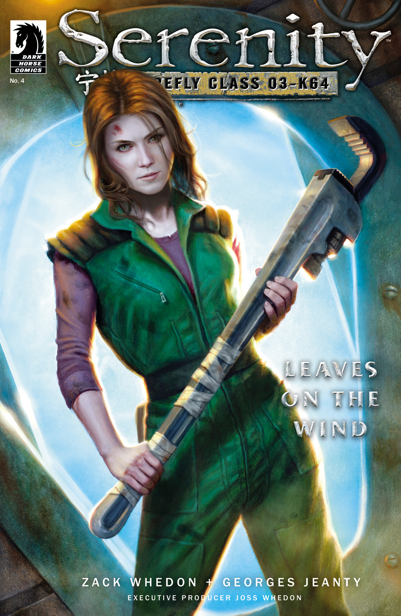 Read online Serenity: Firefly Class 03-K64  Leaves on the Wind comic -  Issue #4 - 1
