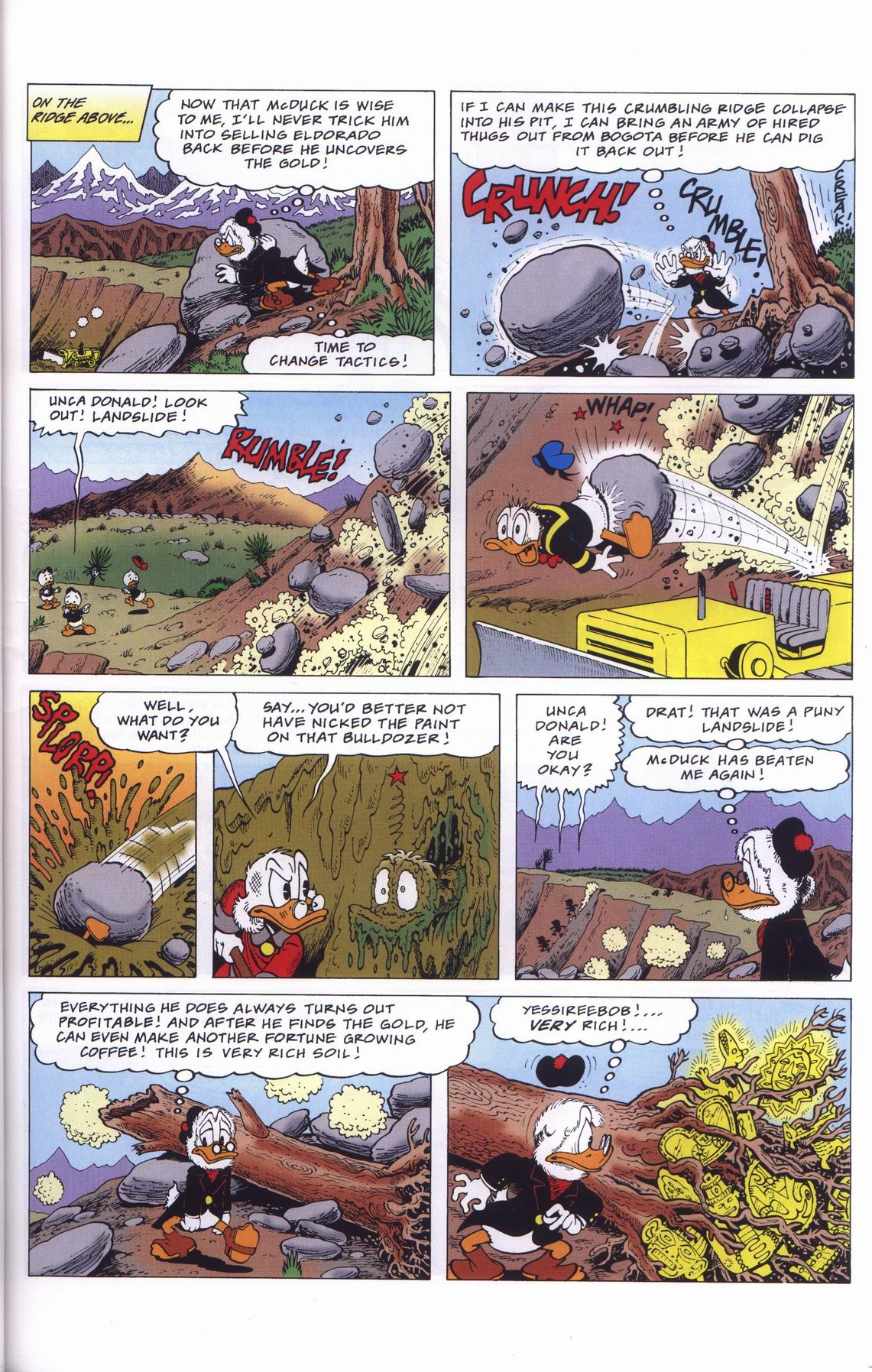 Read online Uncle Scrooge (1953) comic -  Issue #311 - 27