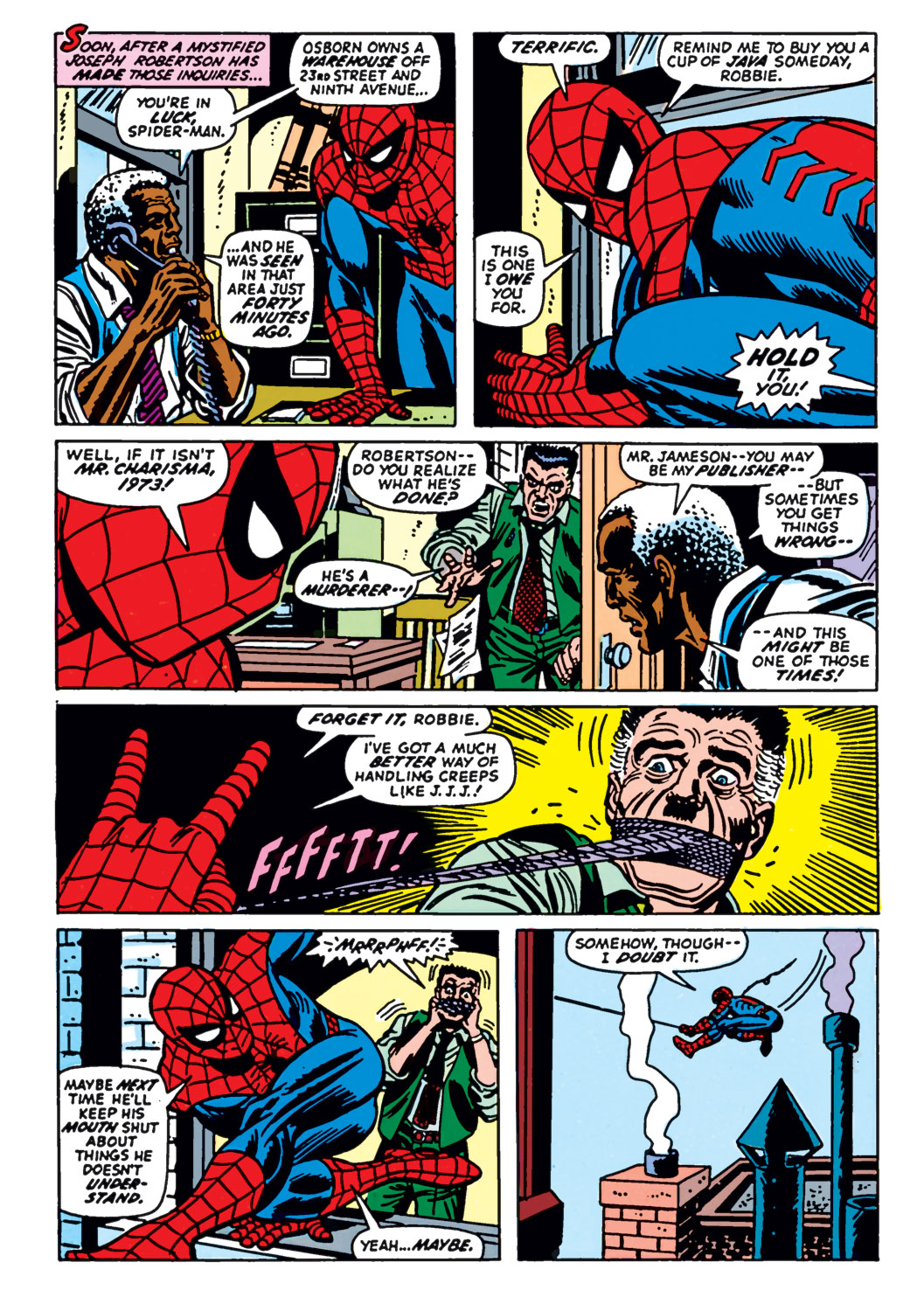 The Amazing Spider-Man (1963) 122 Page 13
