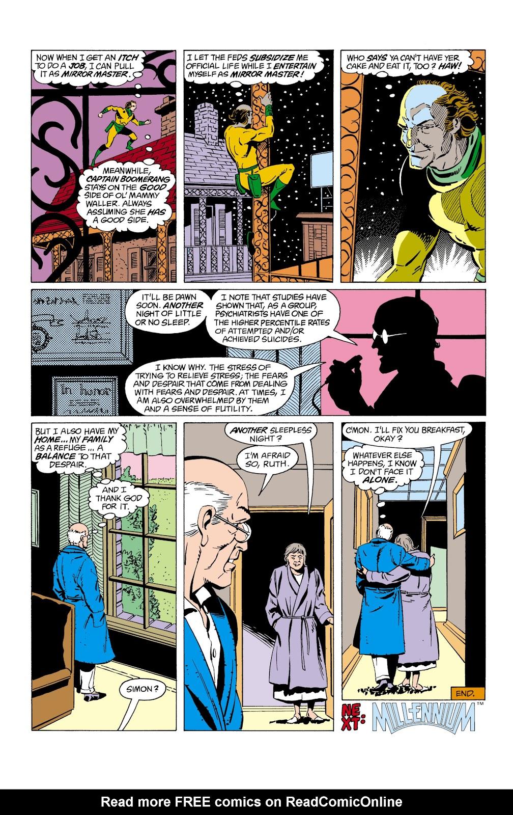 Suicide Squad (1987) Issue #8 #9 - English 23
