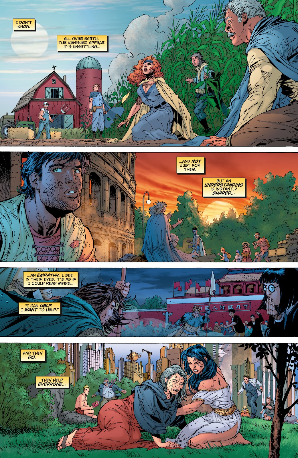 Read online Superman: For Tomorrow comic -  Issue # TPB (Part 3) - 100