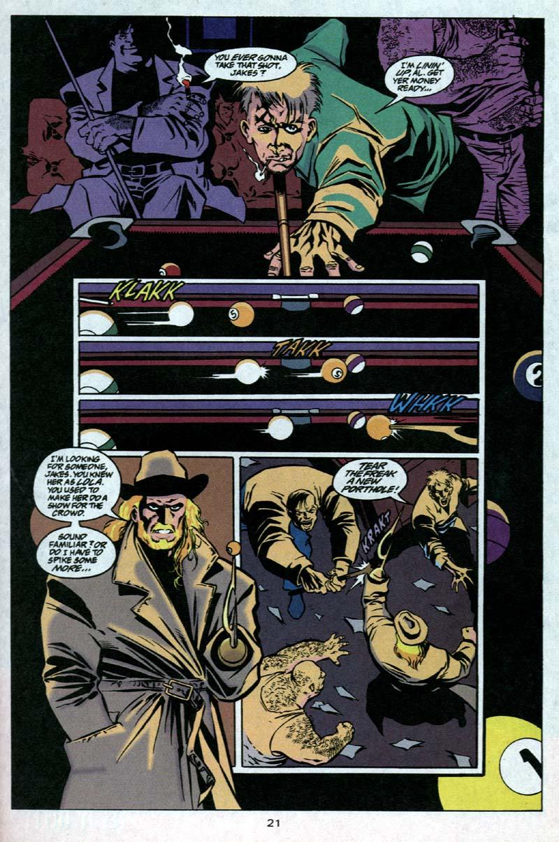 Read online Aquaman (1994) comic -  Issue #Aquaman (1994) _Annual 3 - 22