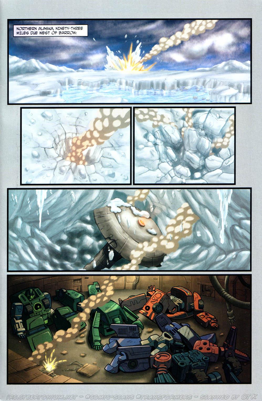 Read online Transformers Armada comic -  Issue #12 - 3