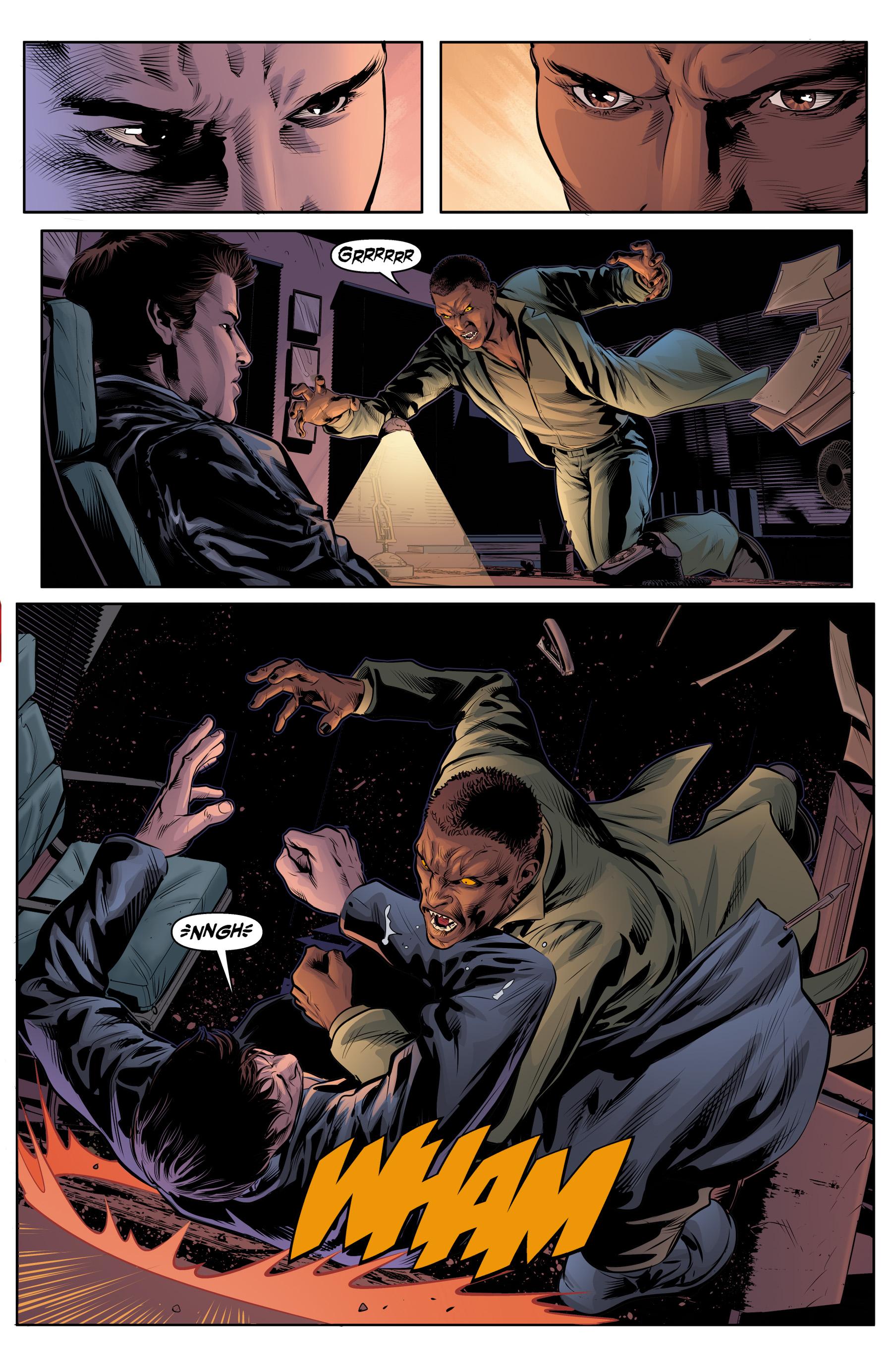 Read online Angel & Faith Season 10 comic -  Issue #23 - 9