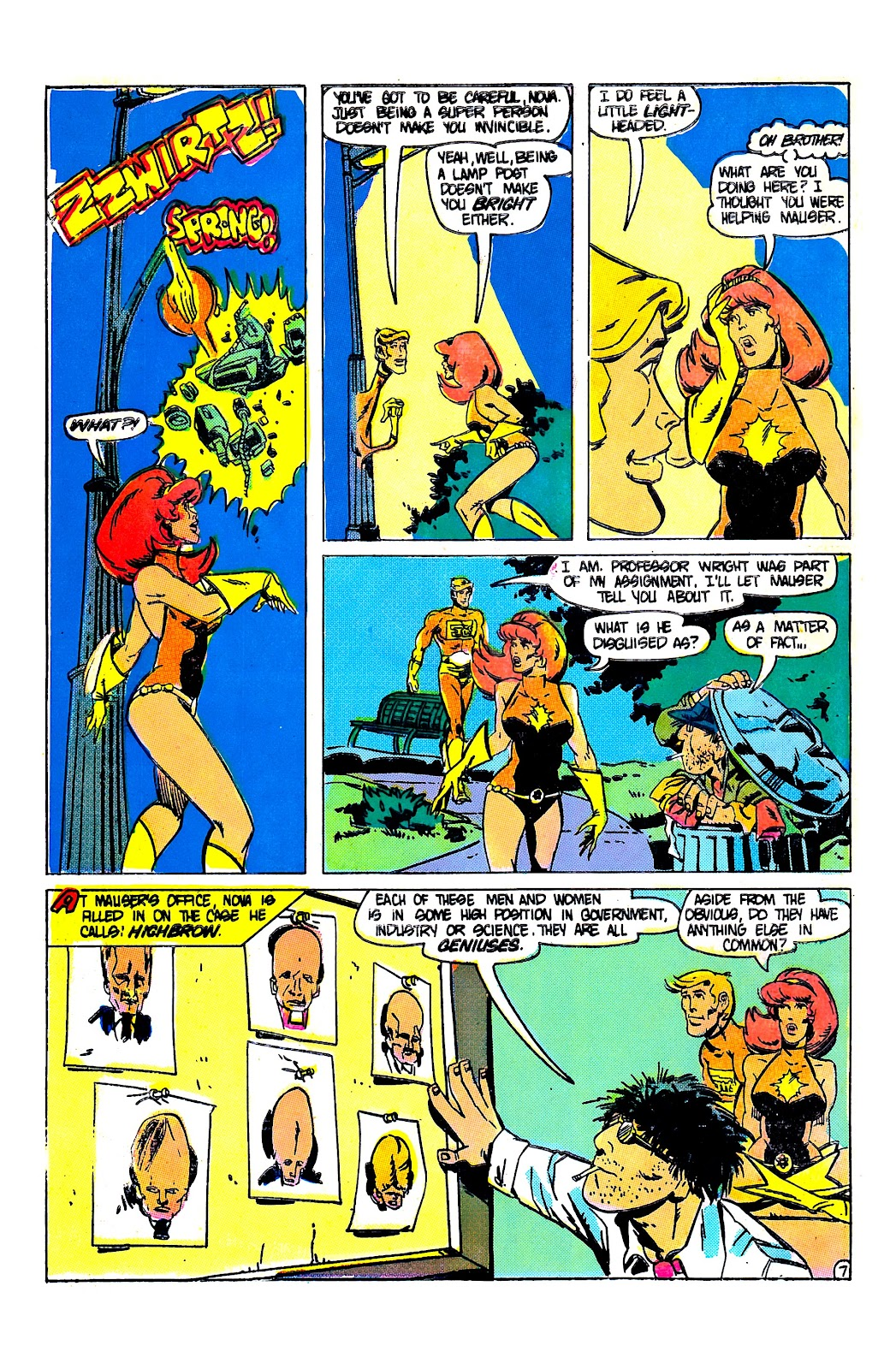 E-Man (1973) issue 9 - Page 10