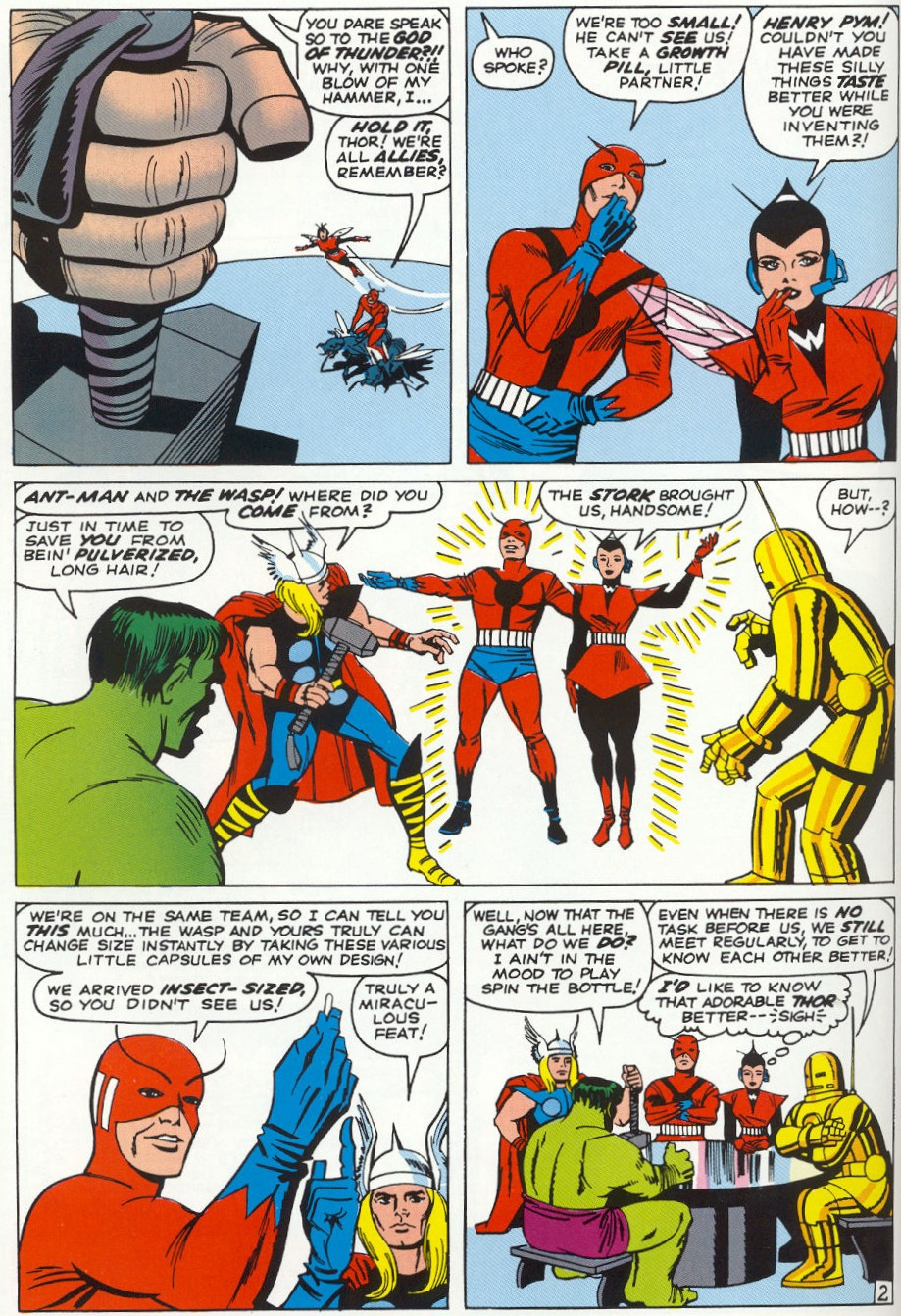 The Avengers (1963) 2 Page 2