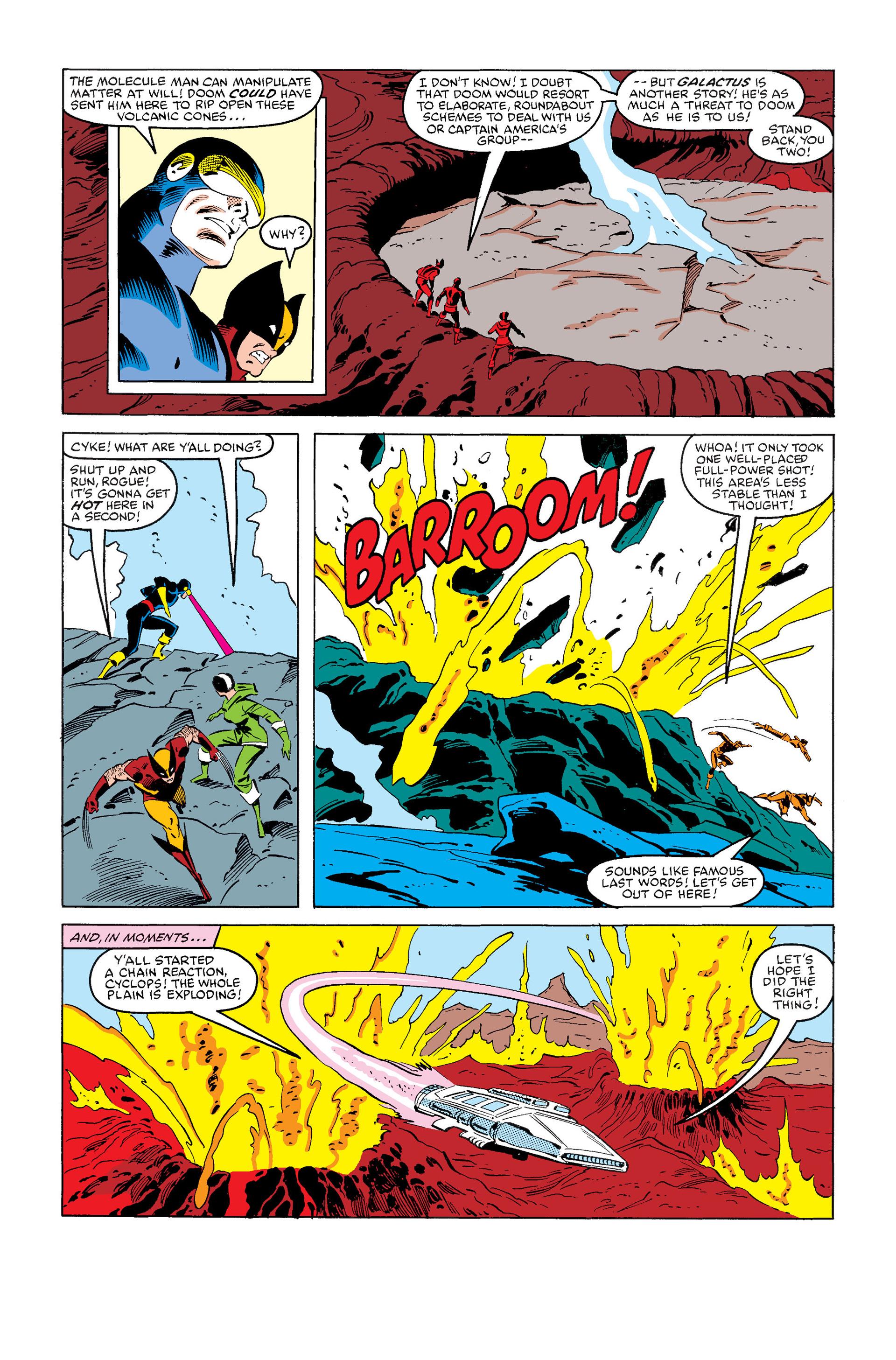 Read online Secret Wars (1985) comic -  Issue #6 - 22