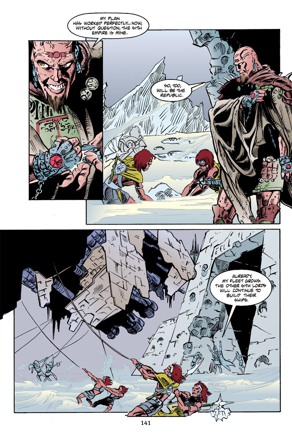 Read online Star Wars Omnibus comic -  Issue # Vol. 4 - 136