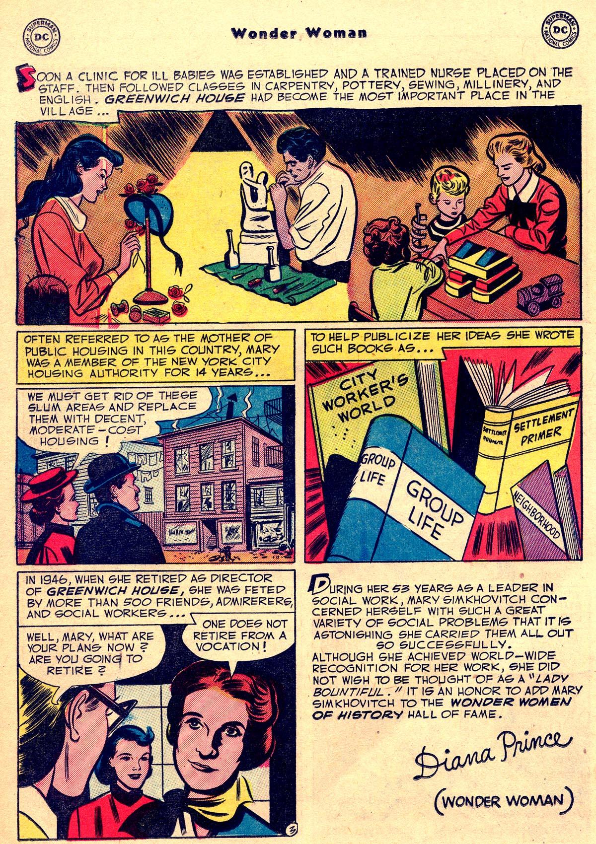 Read online Wonder Woman (1942) comic -  Issue #55 - 30