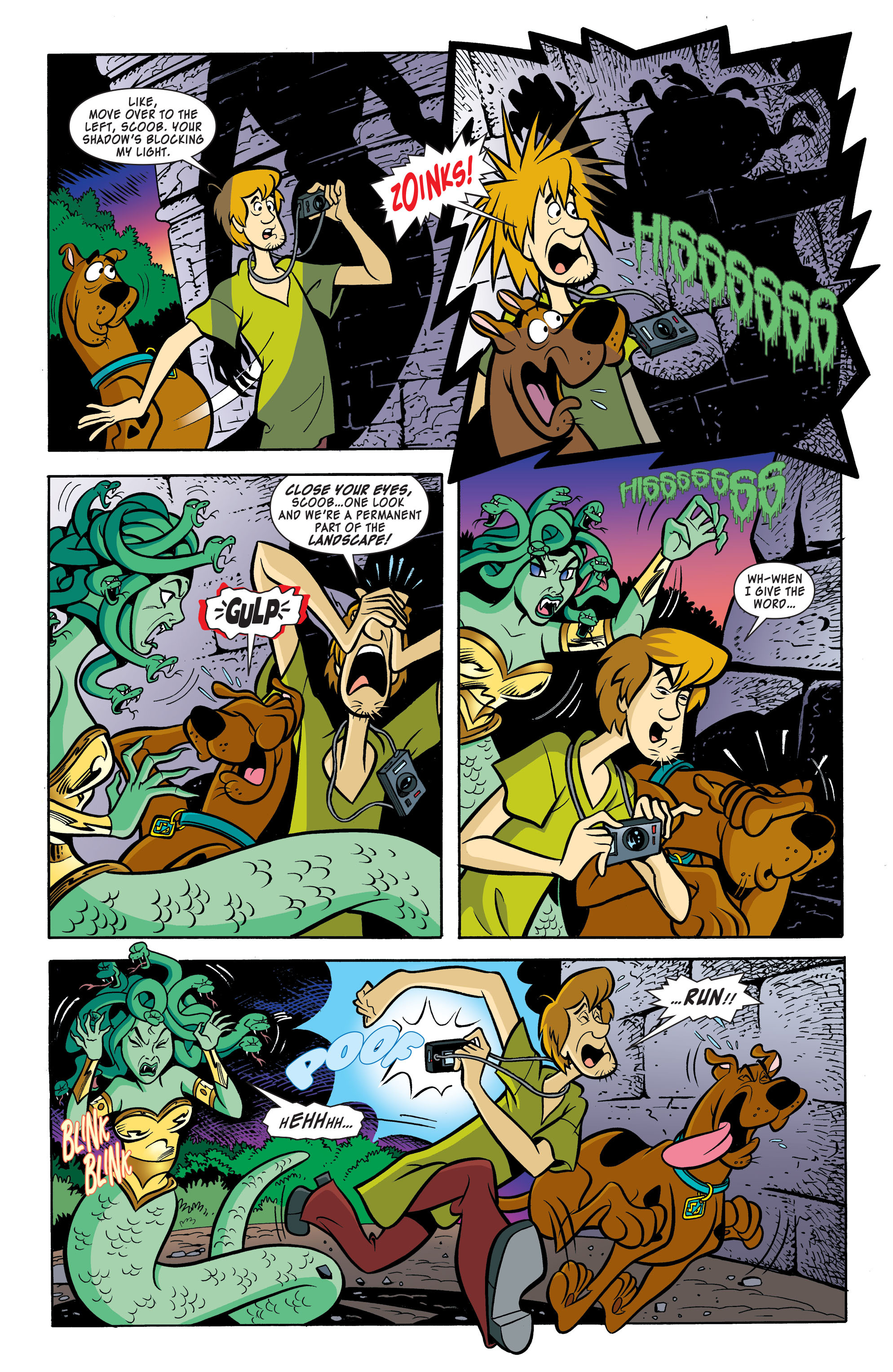 Read online Scooby-Doo: Where Are You? comic -  Issue #59 - 5