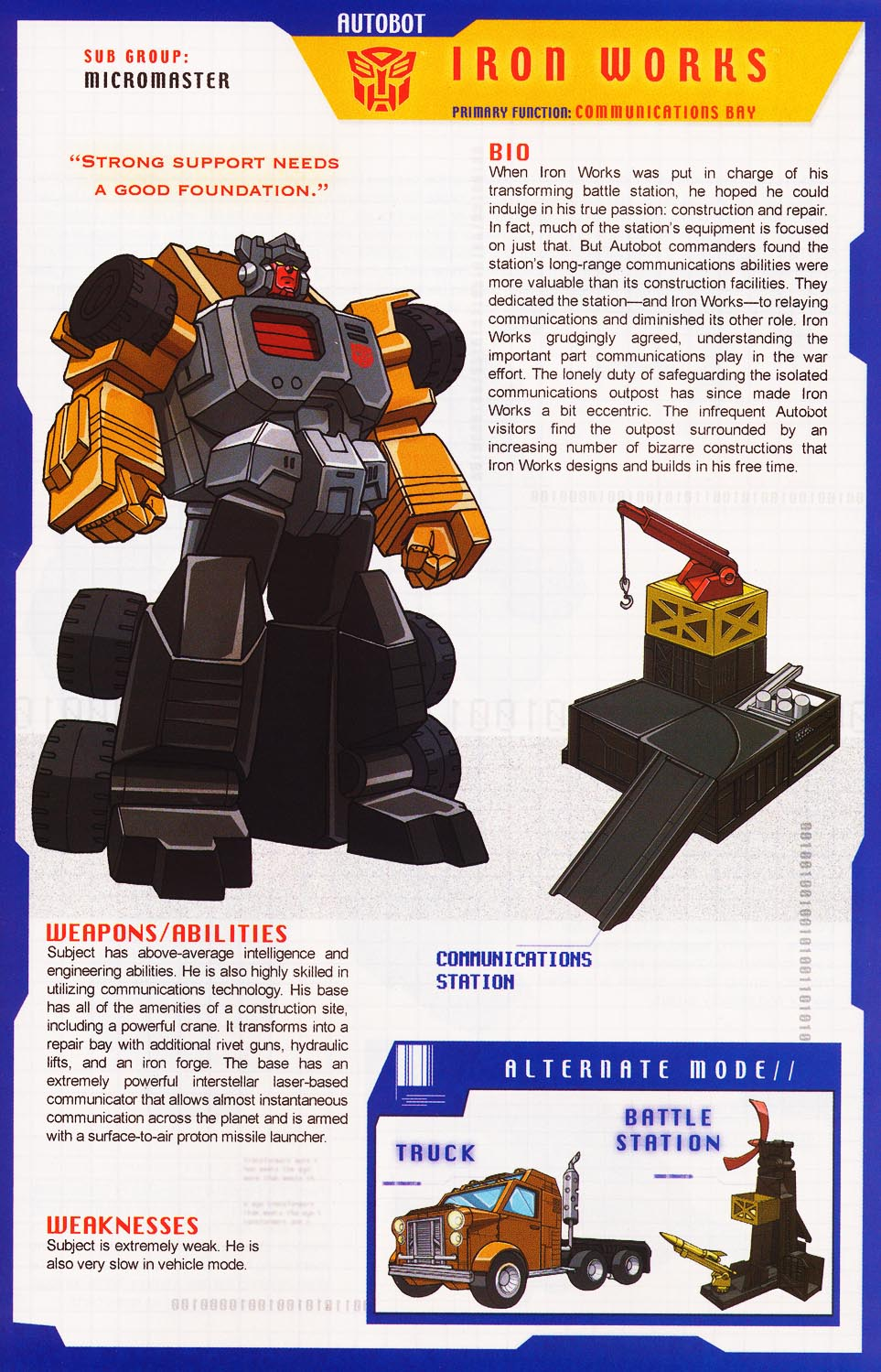 Read online Transformers: More than Meets the Eye comic -  Issue #3 - 47