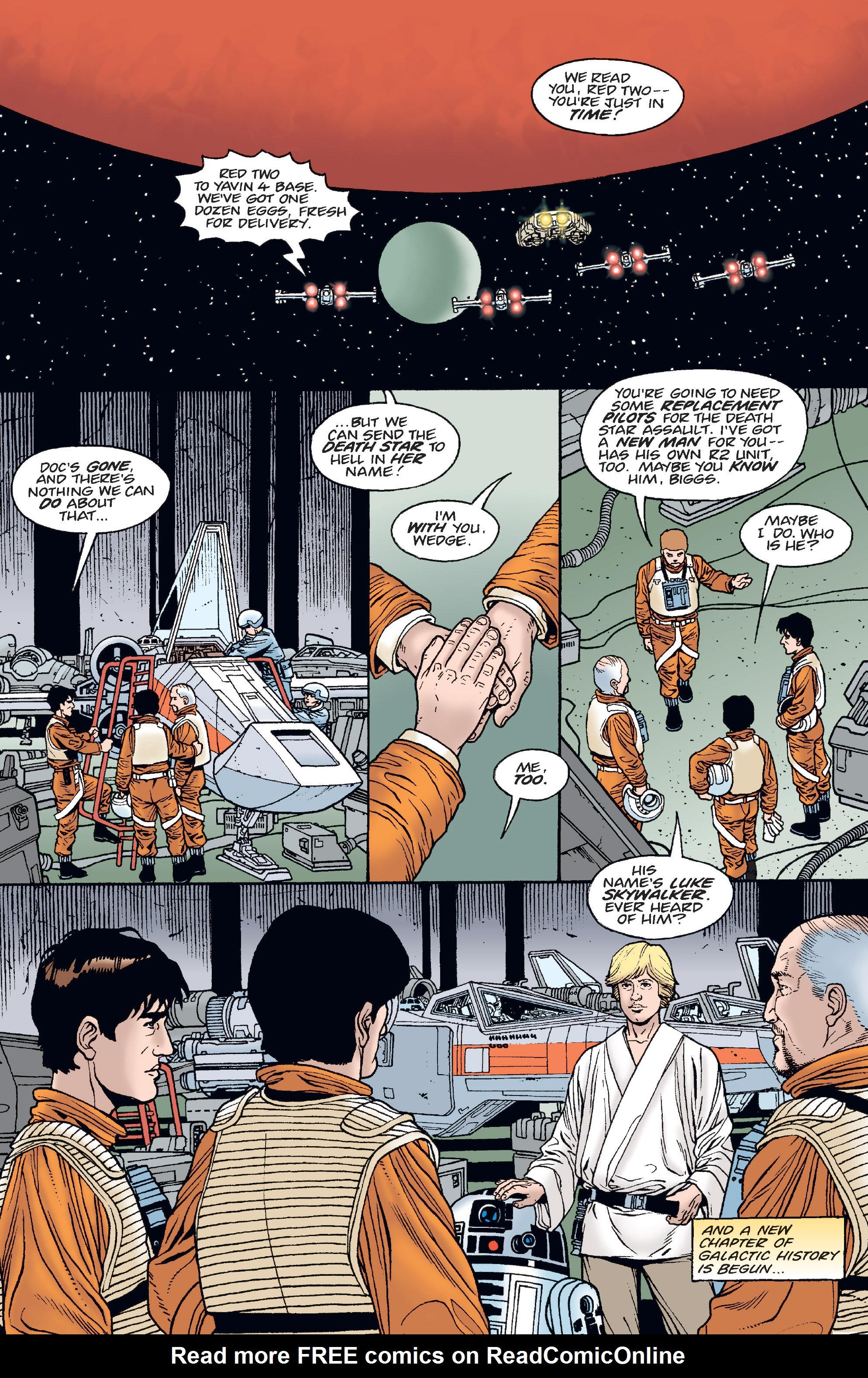 Read online Star Wars Omnibus comic -  Issue # Vol. 22 - 21