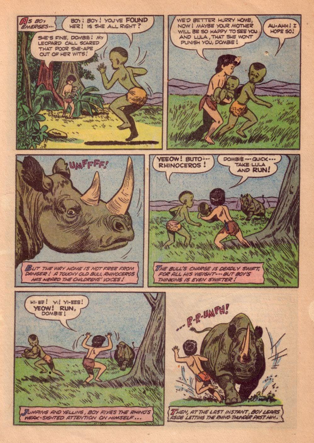 Tarzan (1948) issue 55 - Page 25