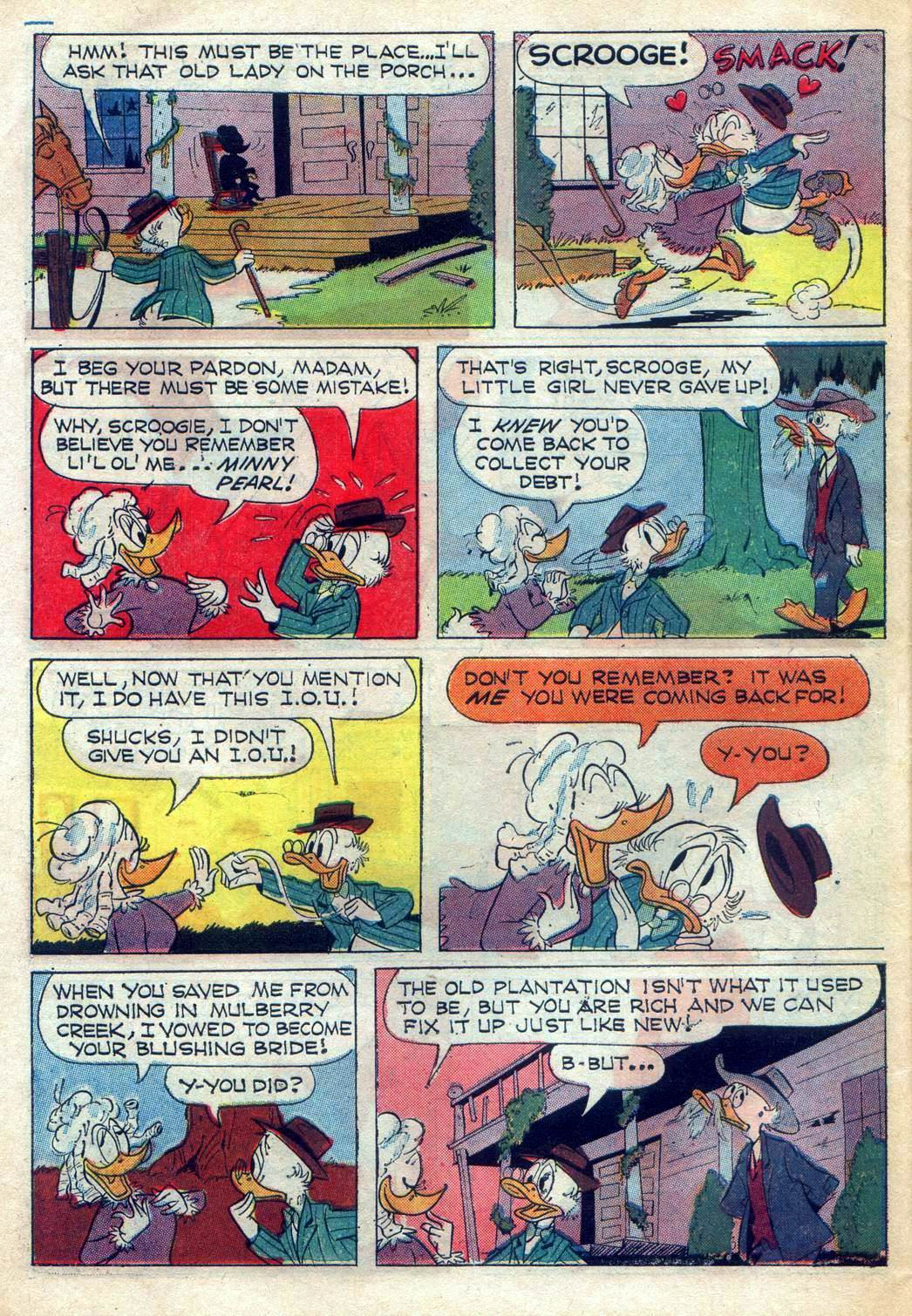 Read online Uncle Scrooge (1953) comic -  Issue #78 - 10
