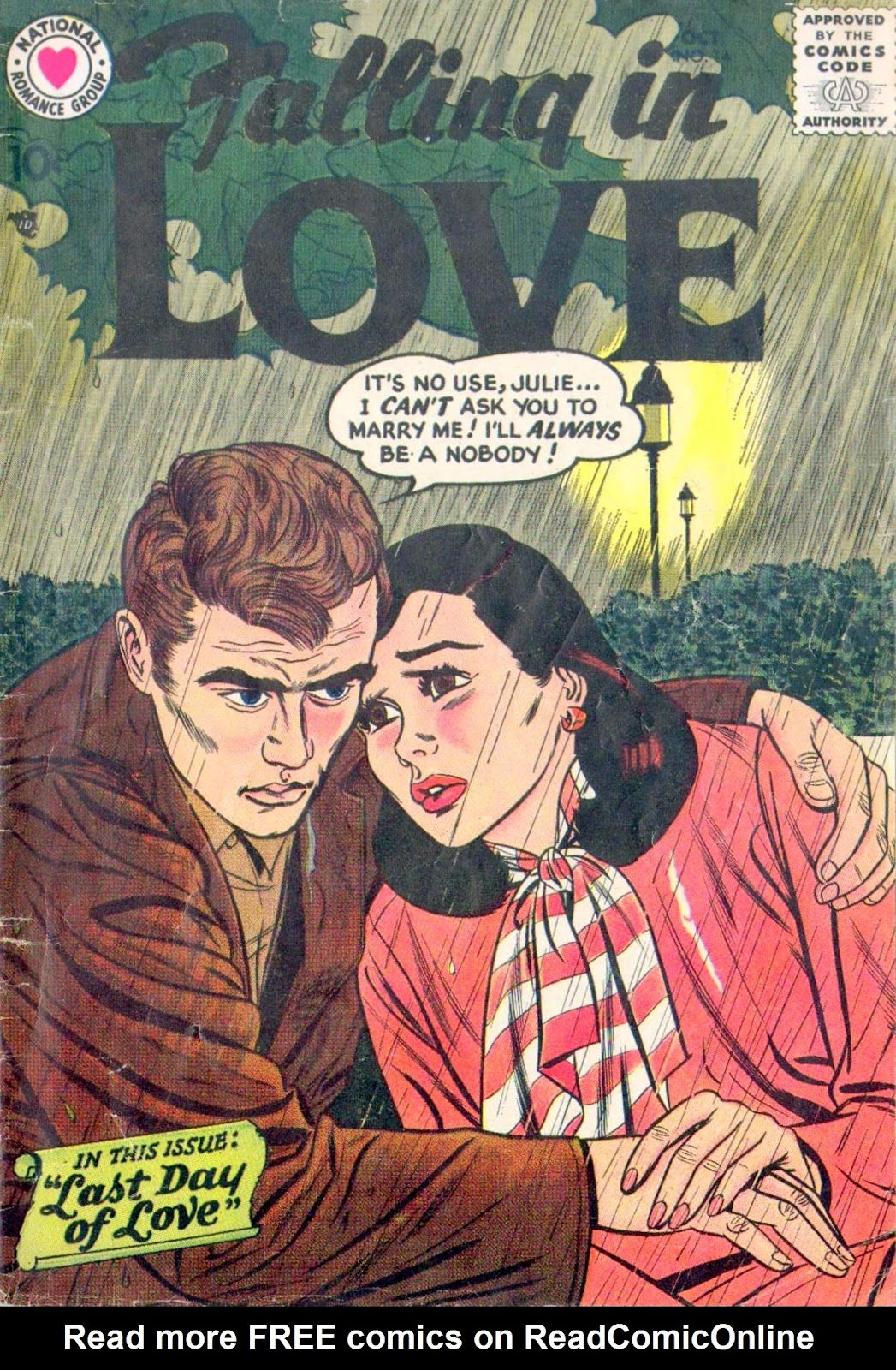 Falling In Love issue 14 - Page 1