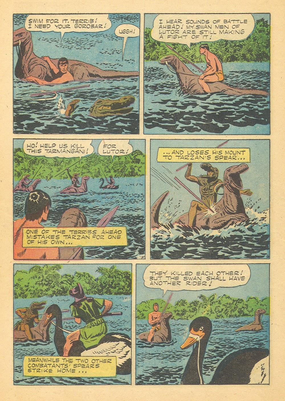 Tarzan (1948) issue 70 - Page 10