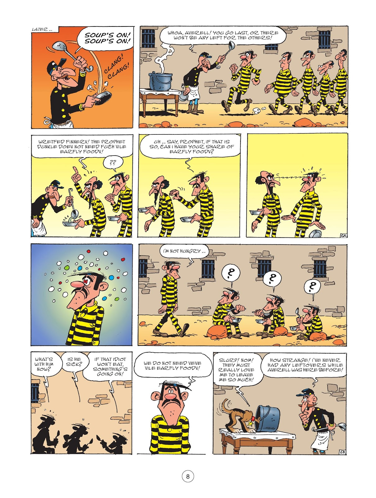 A Lucky Luke Adventure issue 73 - Page 10