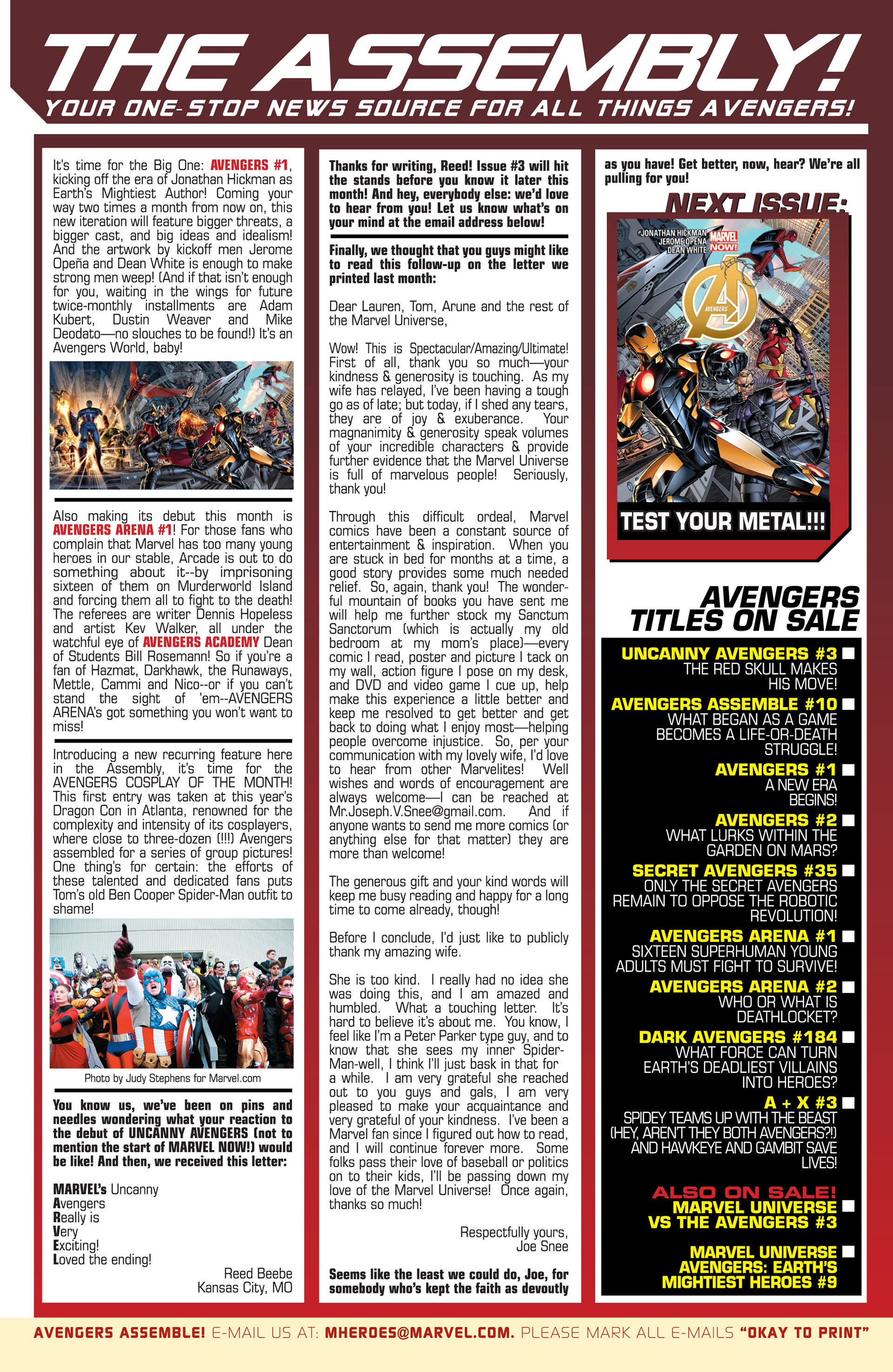 Read online Avengers (2013) comic -  Issue #2 - 24