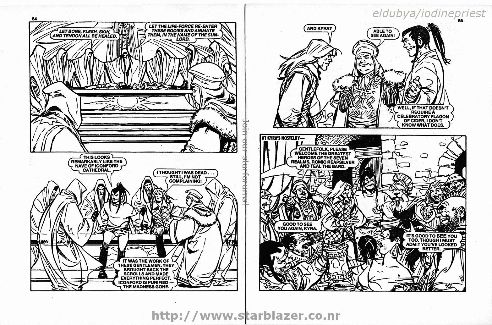 Starblazer issue 257 - Page 34