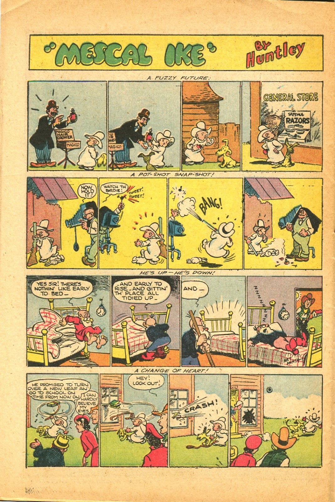 Read online Famous Funnies comic -  Issue #119 - 48